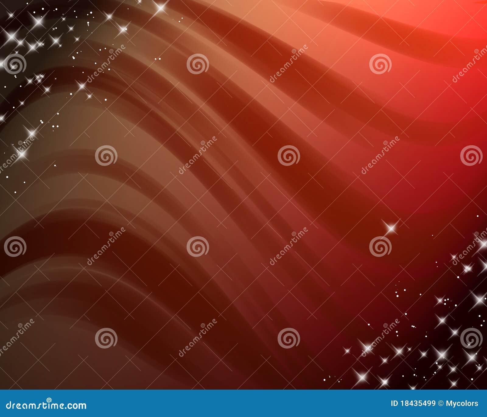 Abstracte achtergrond met golvende lijnen en gradiënt