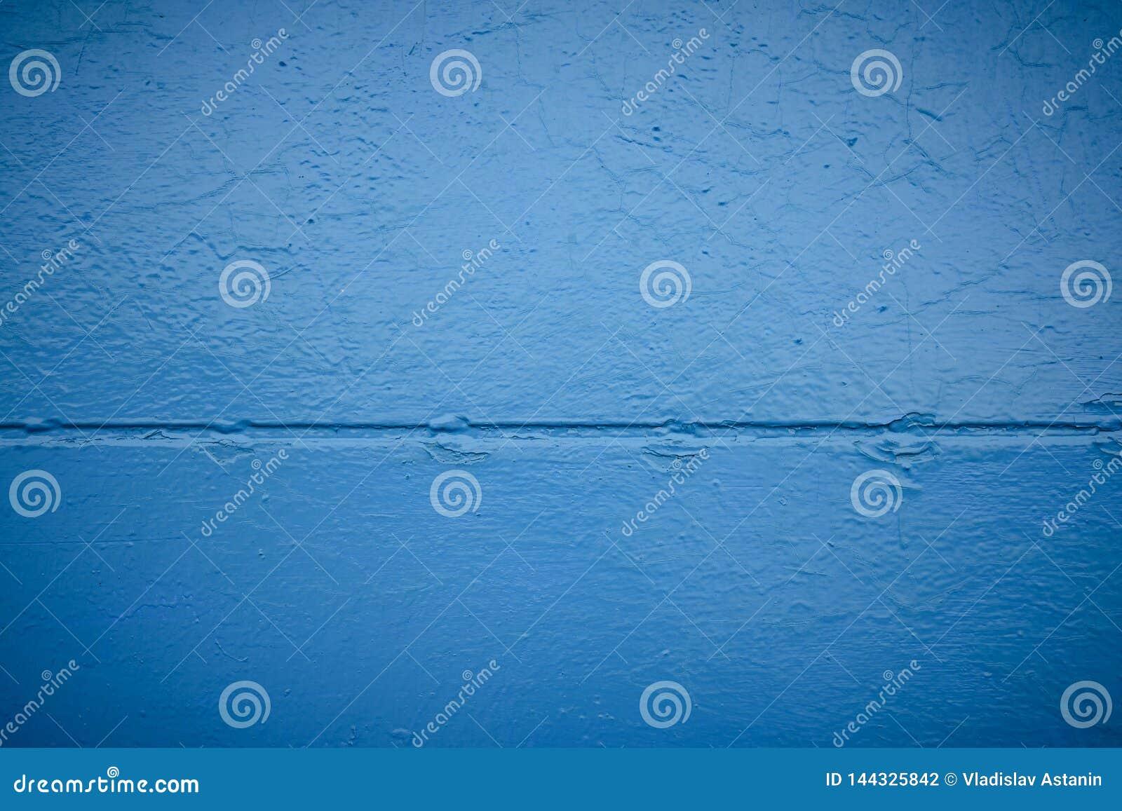 Abstracte achtergrond van kleur een blauw metaal