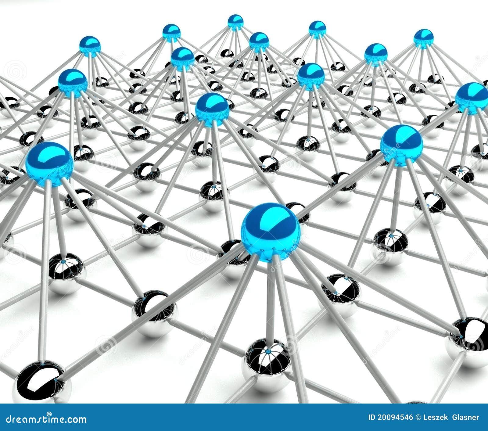 Abstracte conceptie van mededeling en hiërarchie
