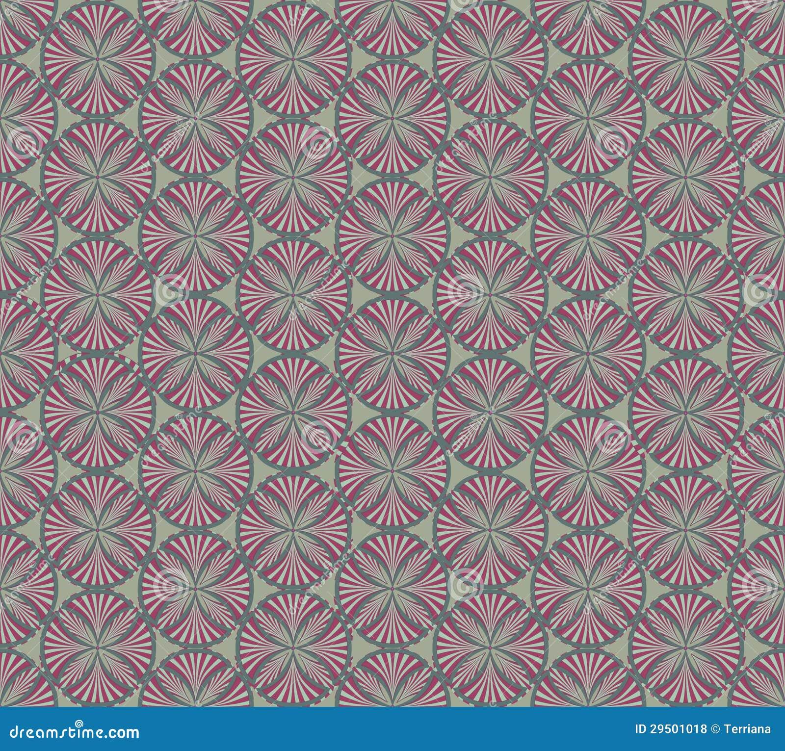Abstracte geometrische naadloze textuur