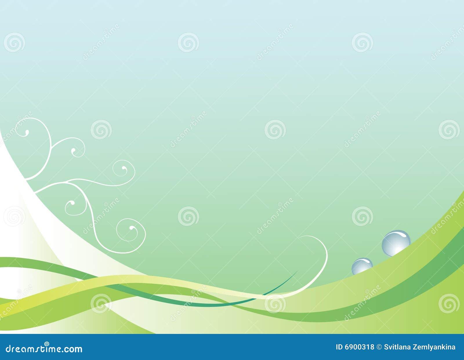 Abstracte groene achtergrond