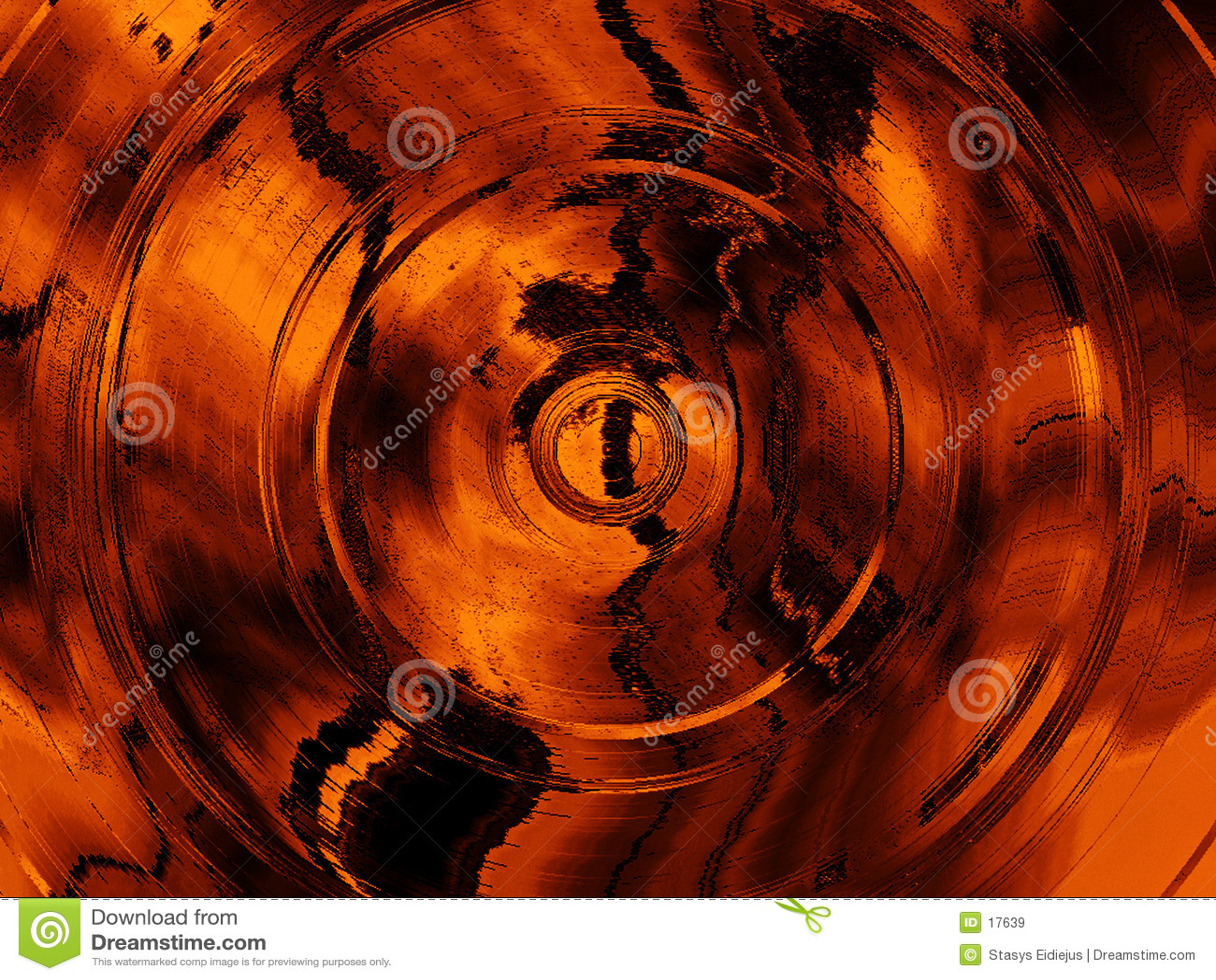 Abstracte grunge textuur als achtergrond, met cirkels