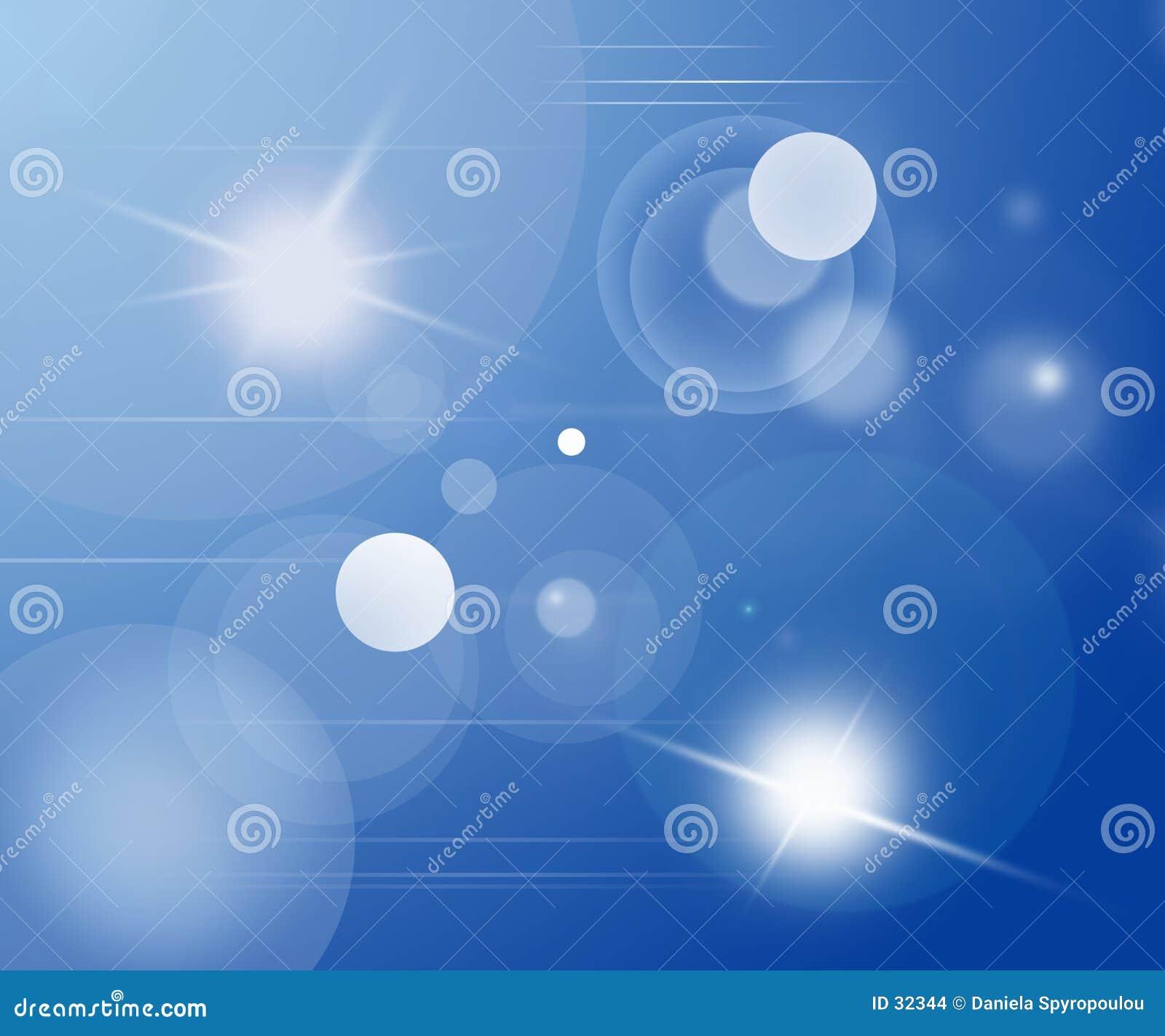 Download Abstracte lichten stock illustratie. Illustratie bestaande uit fonkeling - 32344