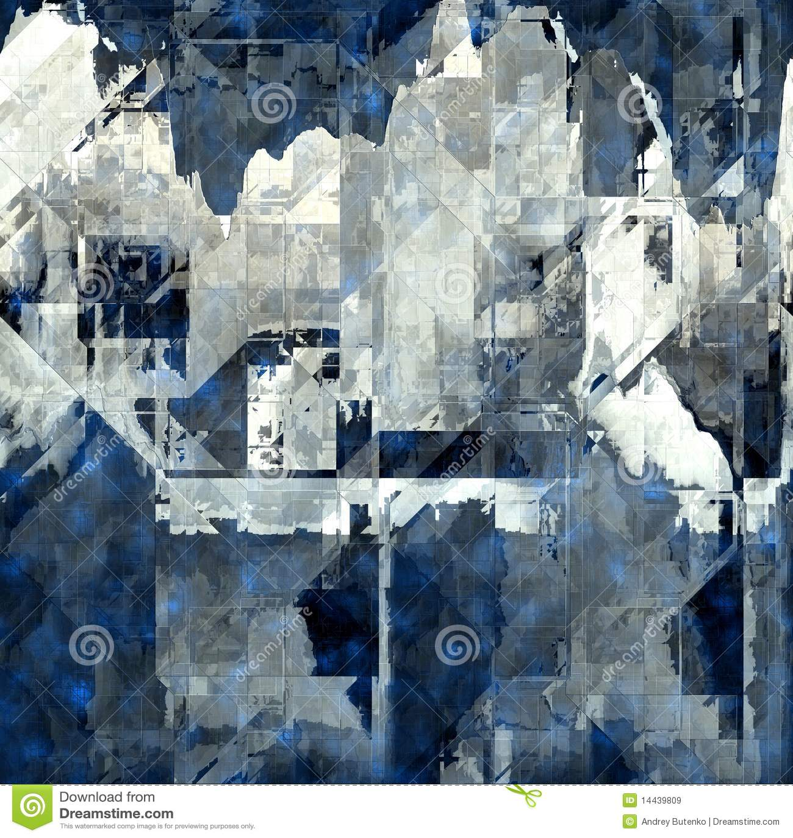 Abstracte naadloze achtergrond