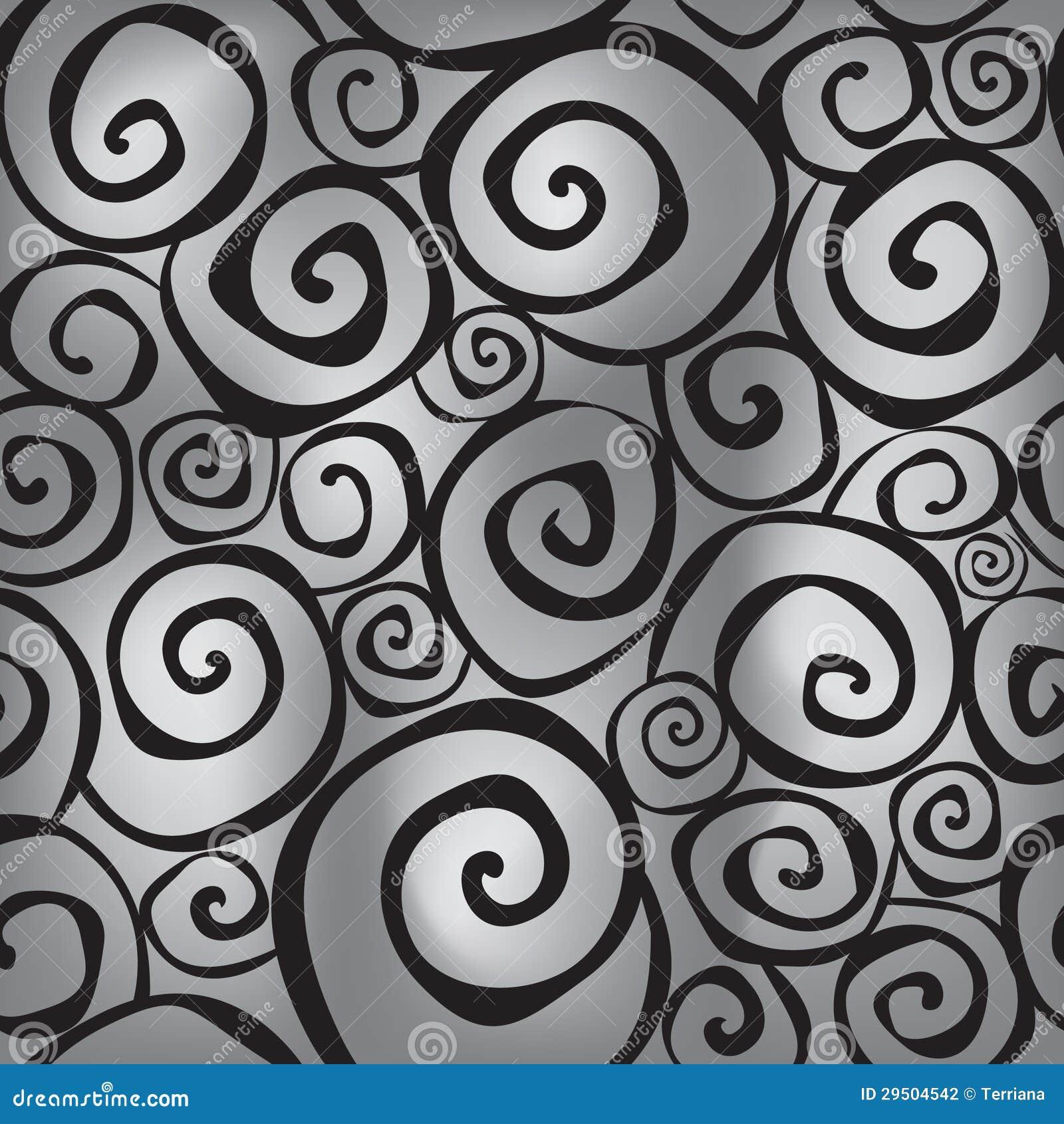 Abstracte plons naadloze textuur
