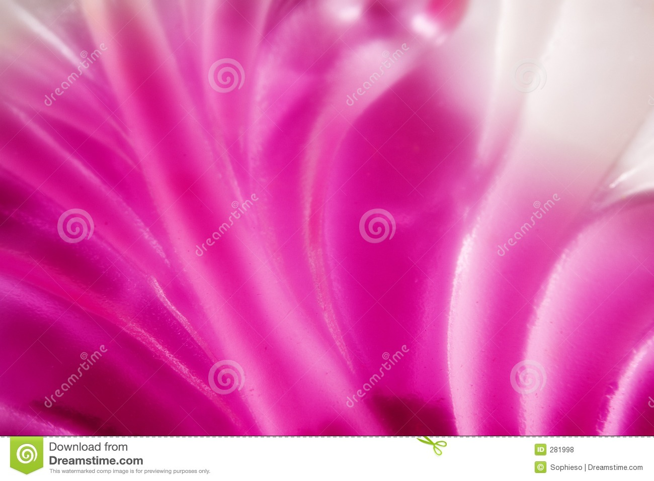 Abstracte Roze & Witte Achtergrond
