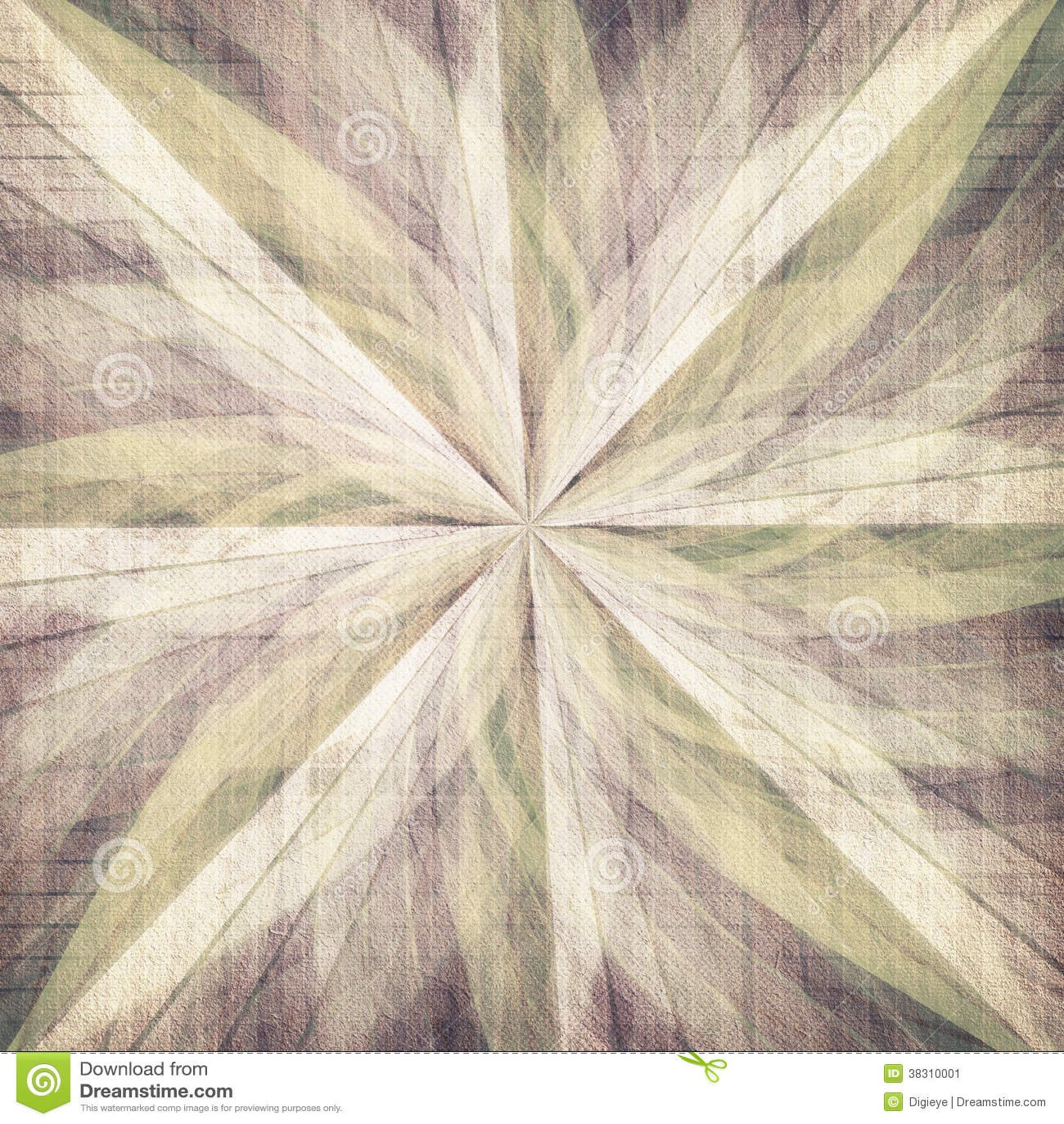 Abstracte rozetachtergrond