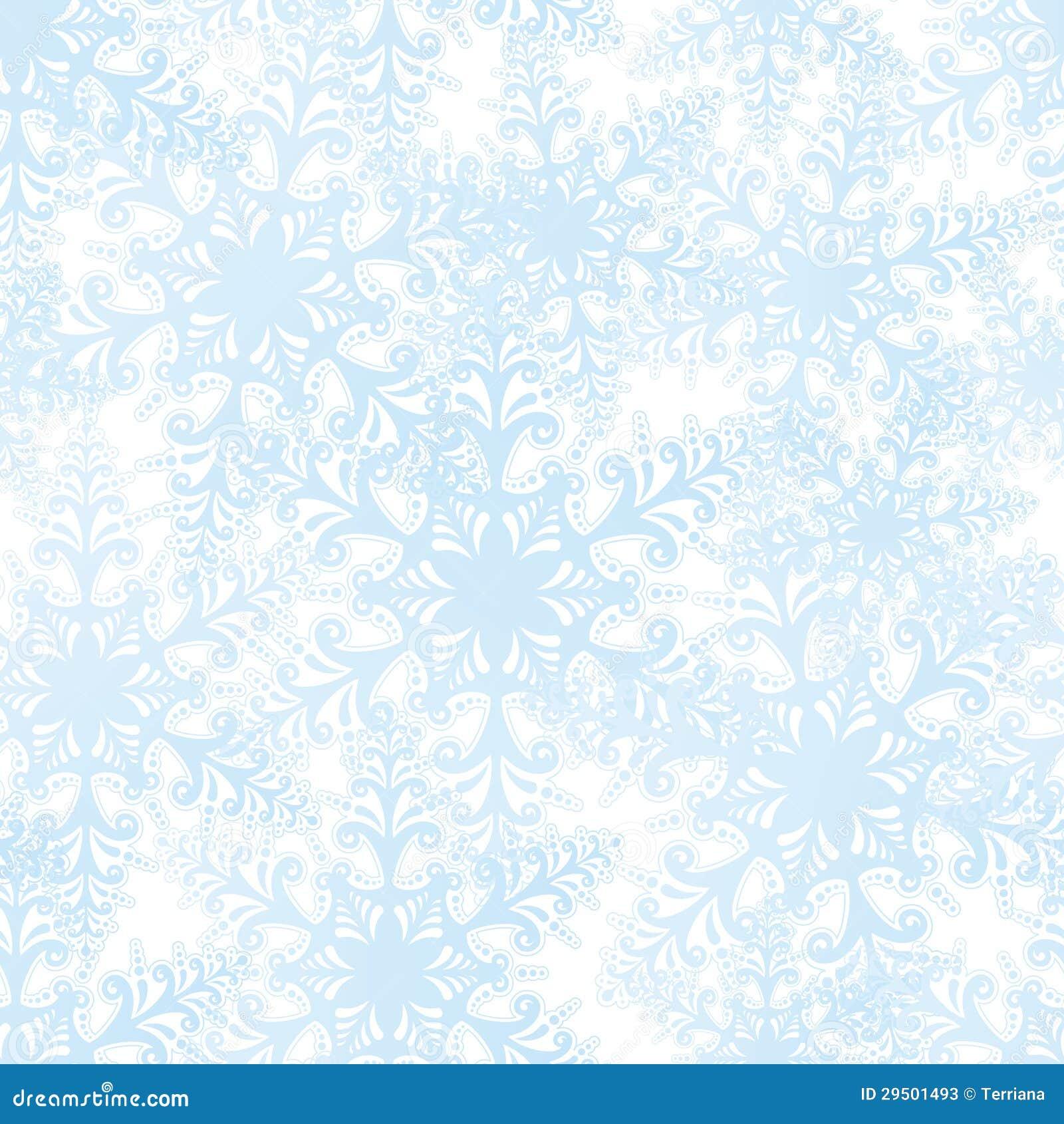 Abstracte sneeuw en plons naadloze textuur