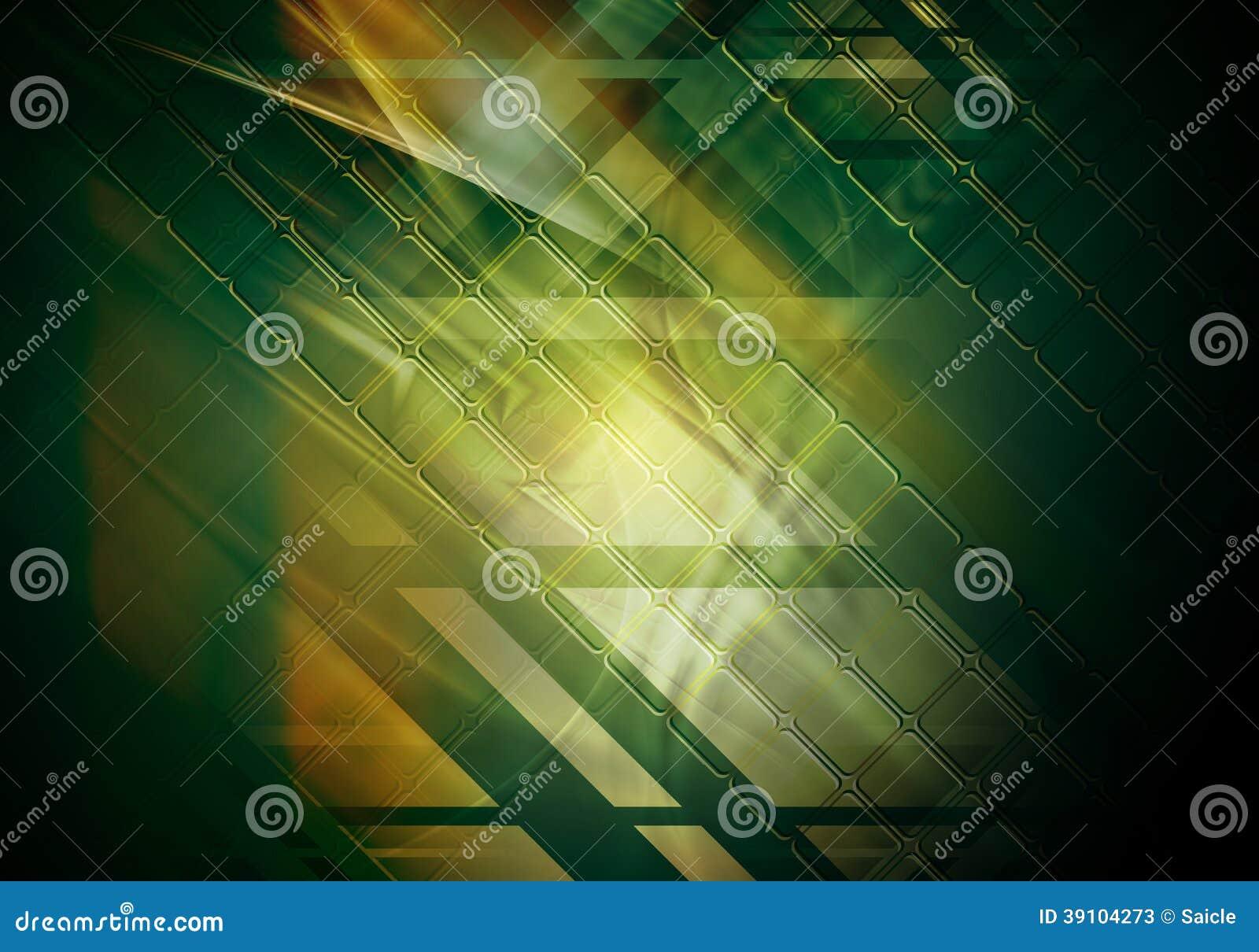 Abstracte technologieachtergrond