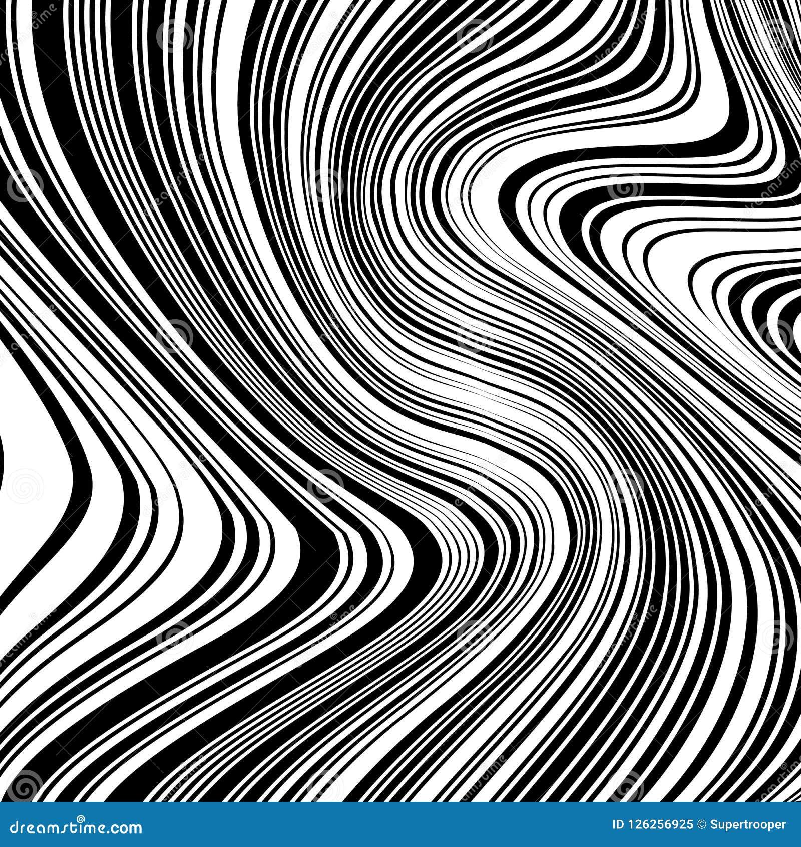 Abstracte vectorachtergrond van golven