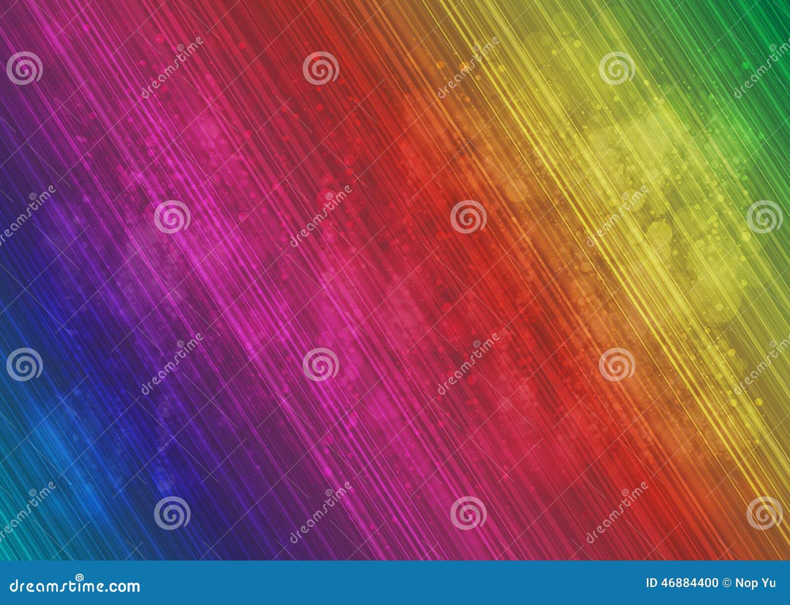 Abstracte veelkleurige lijn en halo background_01