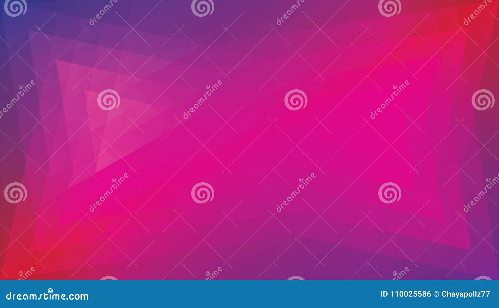 Abstracte violette, roze en rode geometrische achtergrond,