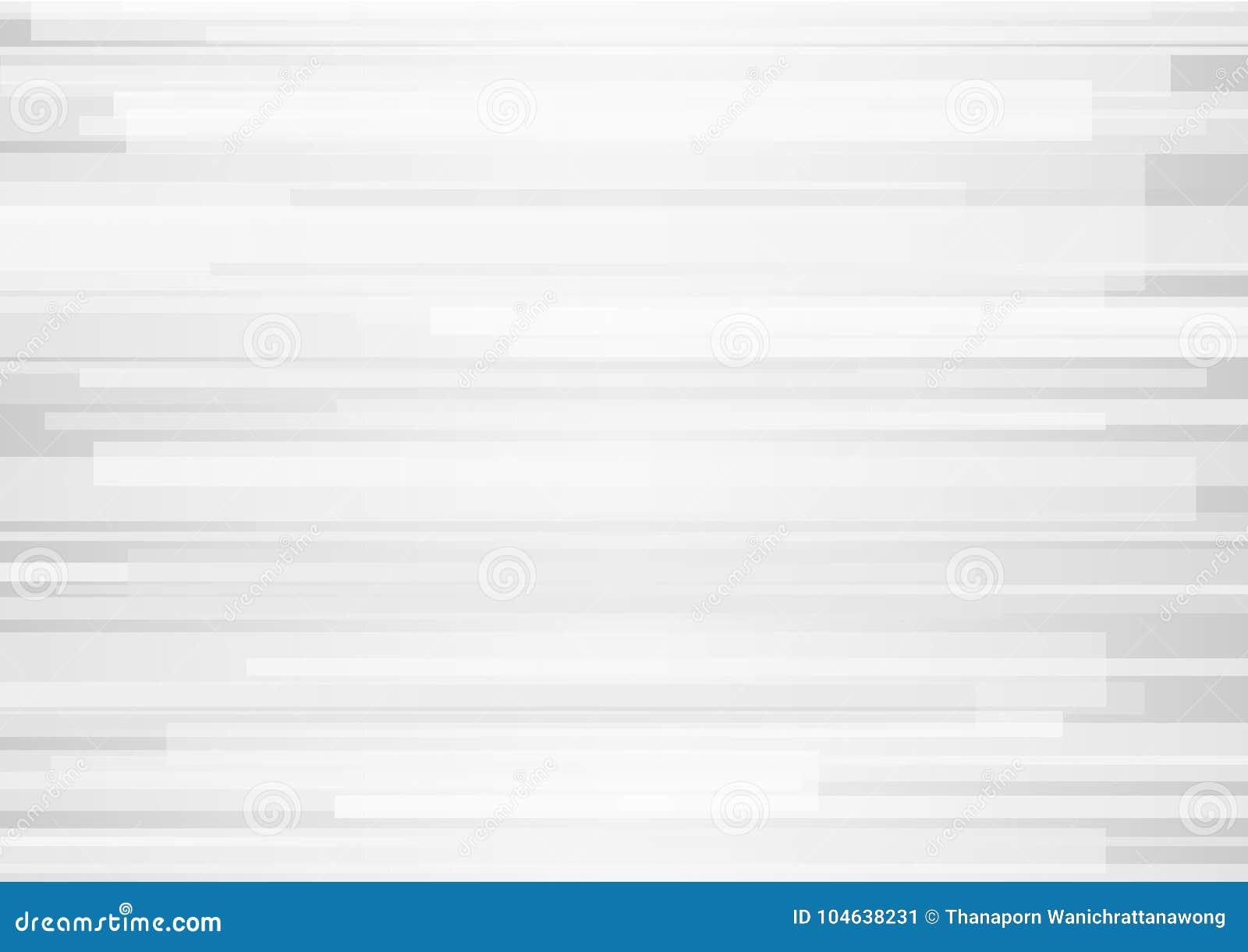 Download Abstracte Witte Geometrische Overlapping Op Grijze Achtergrond Vector Illustratie - Illustratie bestaande uit herhaal, element: 104638231