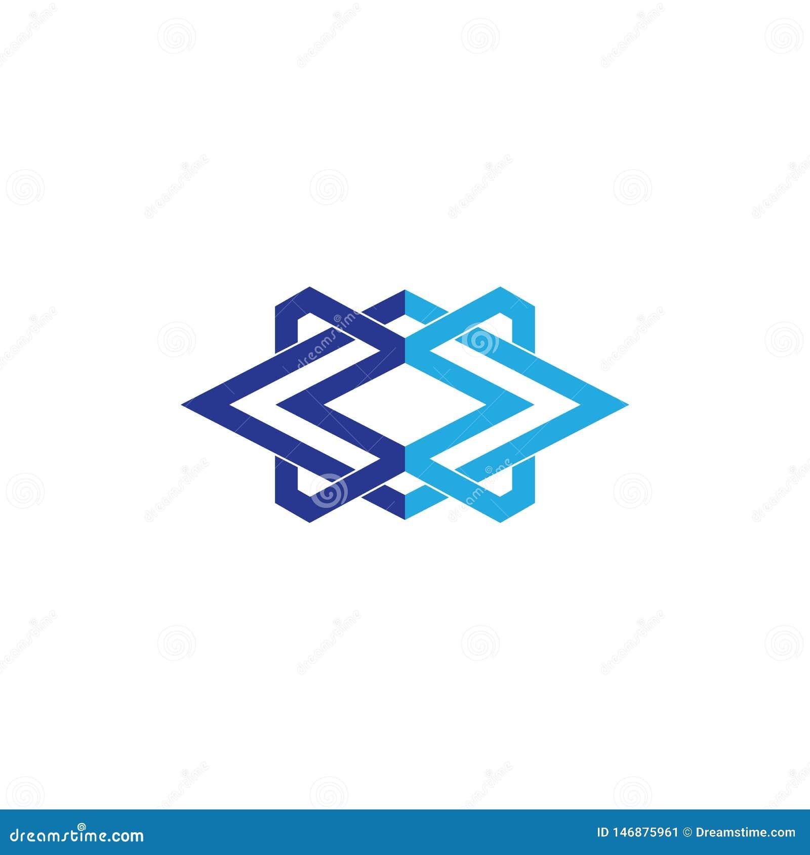 Abstracte Zaken Logo Design
