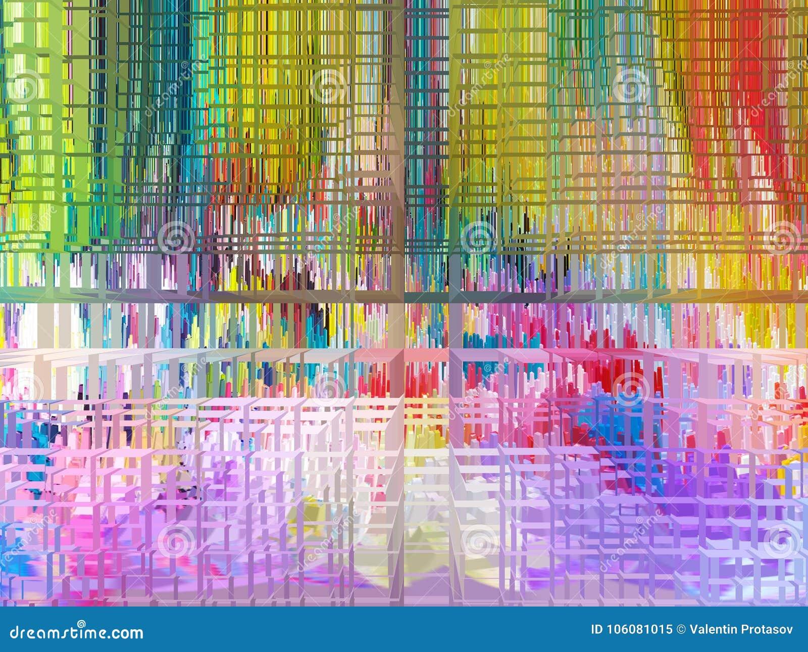 Abstractie Samenvatting Textuur geweven uniciteit abstracties samenvattingen texturen
