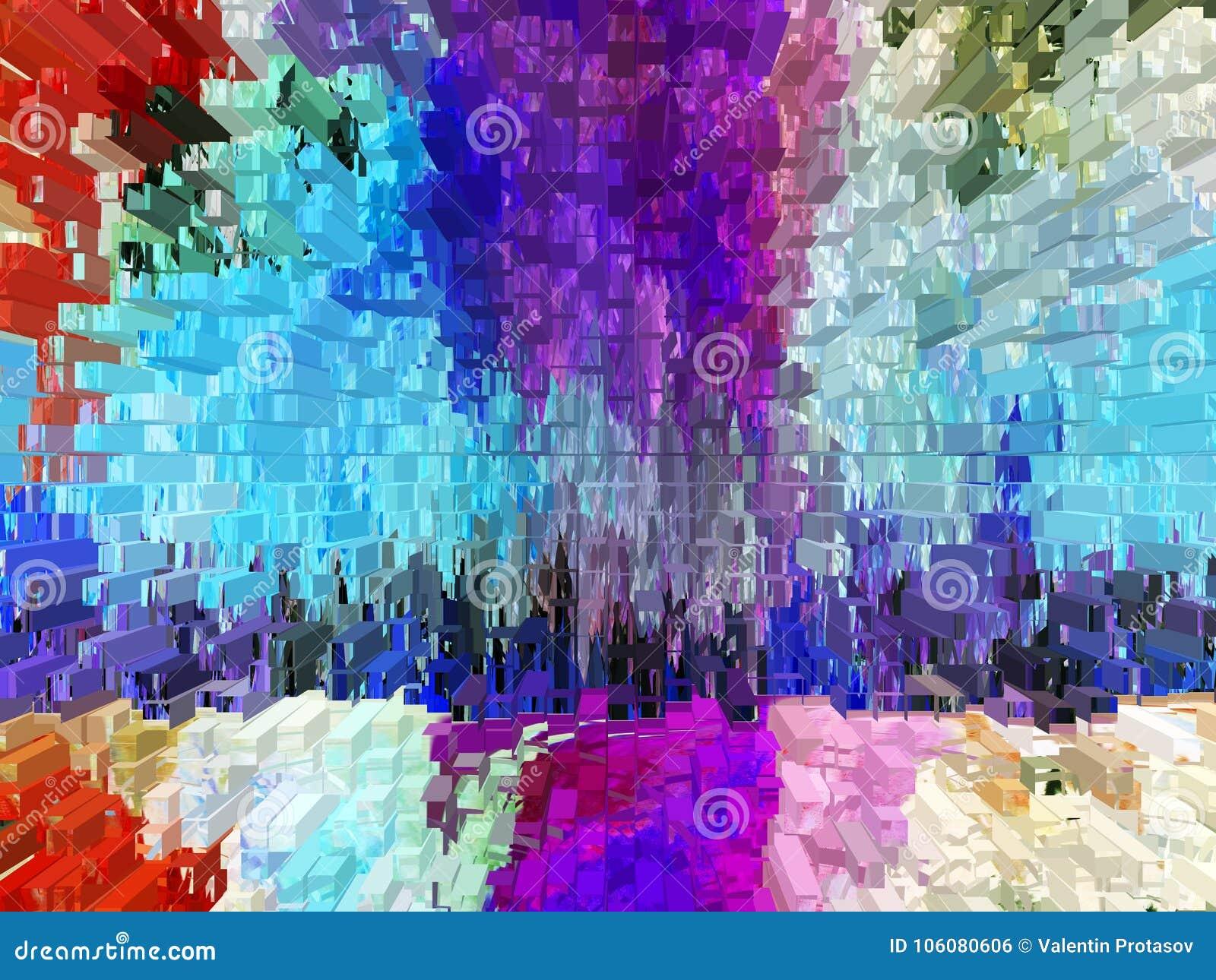 Abstraction Résumé unicité abstractions résumés textures coloré couleurs Graphique