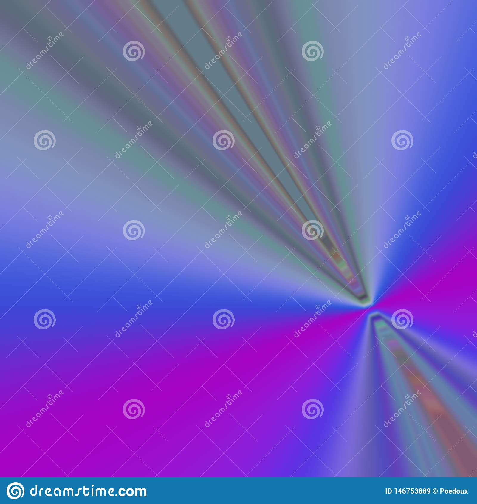 abstracts colordream: background with concentrics stripes