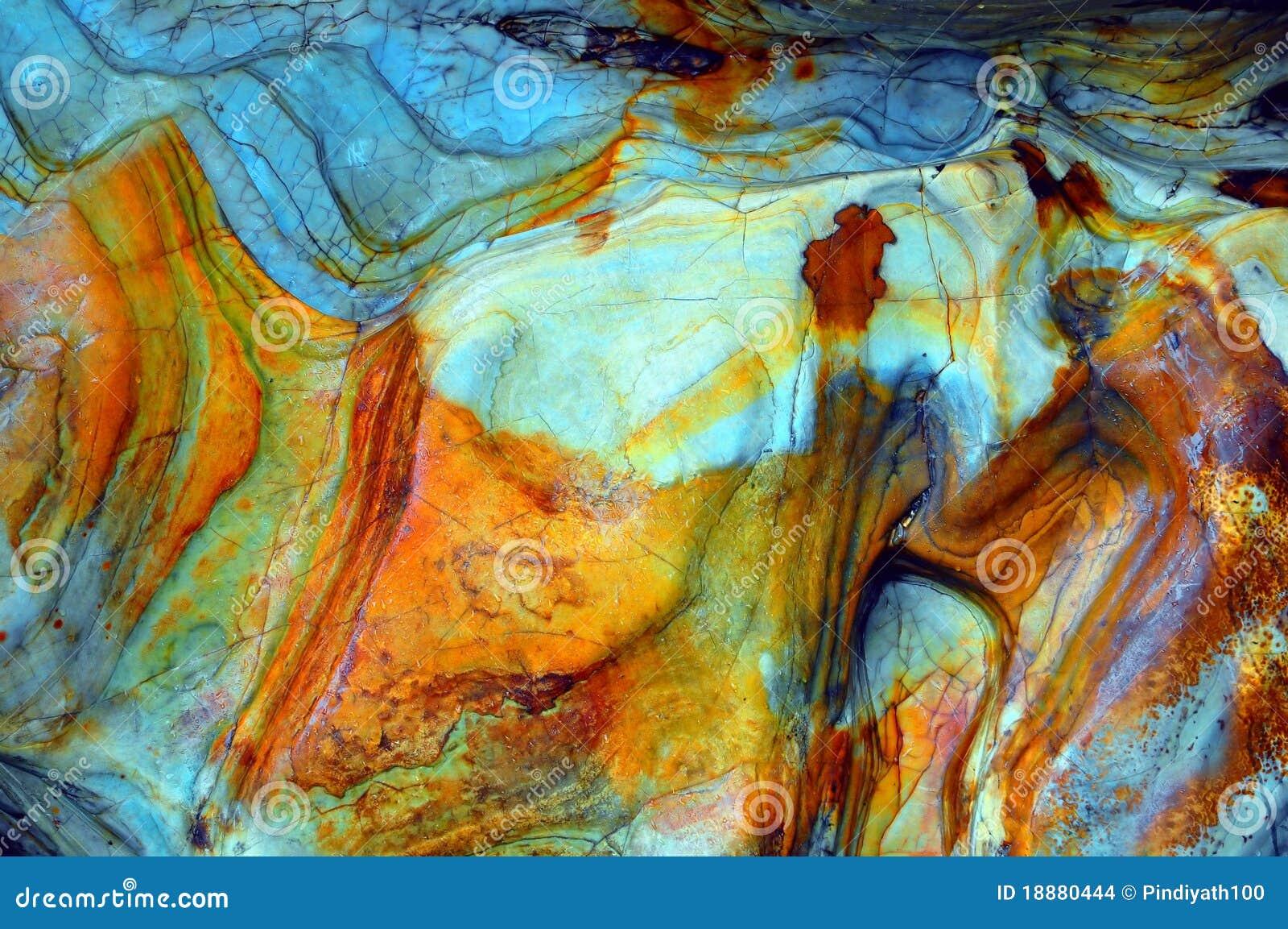 Abstraia o fundo de pedra