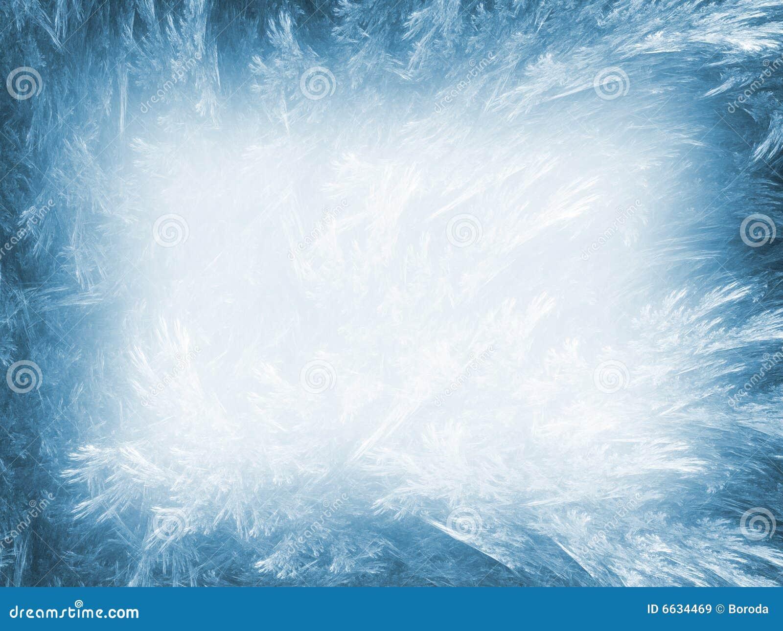Abstraiga El Fondo Gama De Colores Del Azul De Hielo Stock de