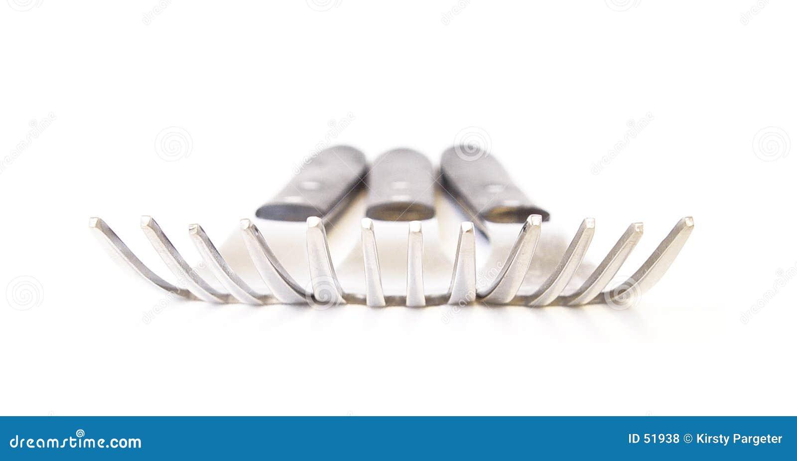 Abstraiga las forkes