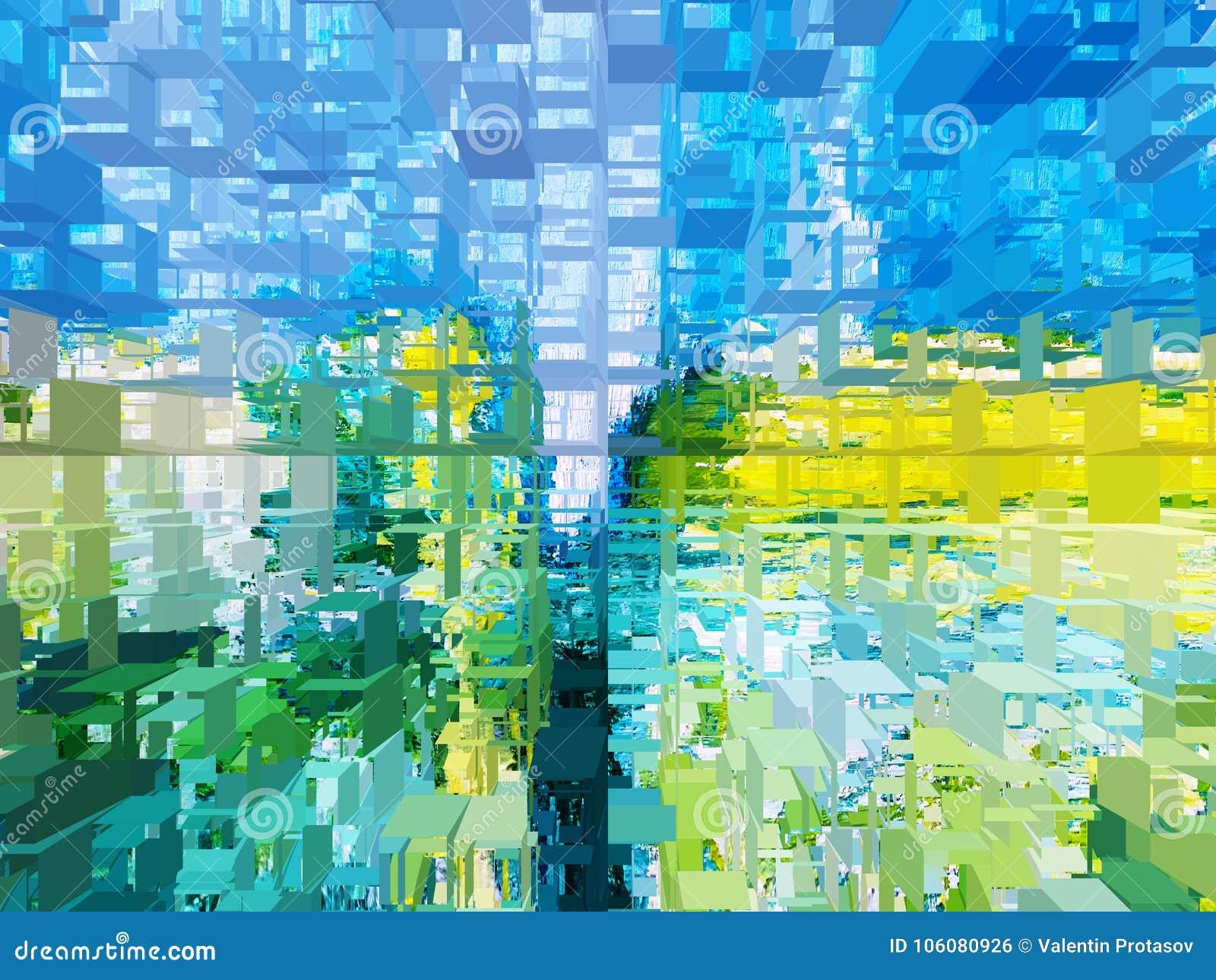Abstrakcja Abstrakt struktura _ jedyność abstrakcje abstrakty tekstury