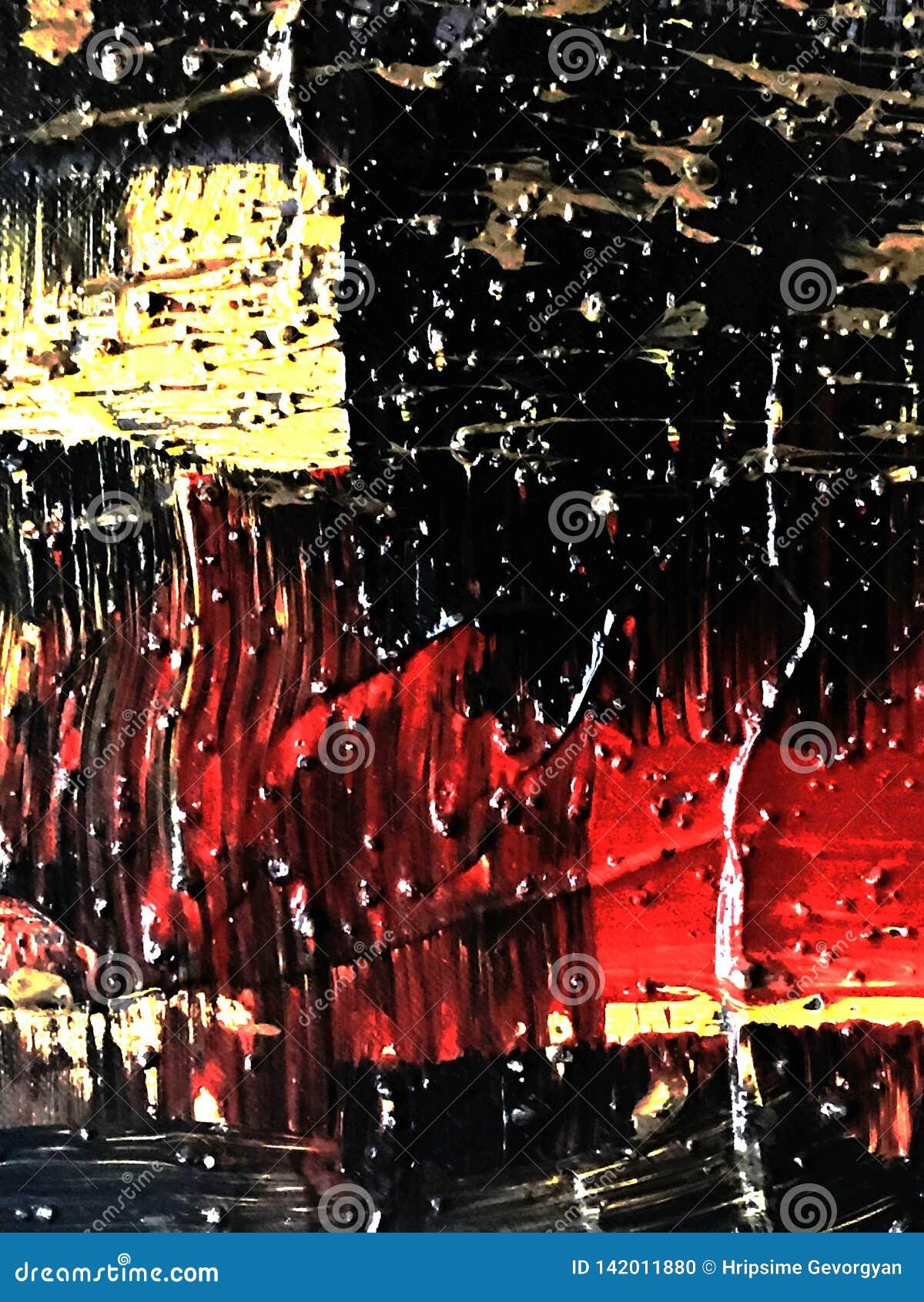 Abstrakcja obrazu tło