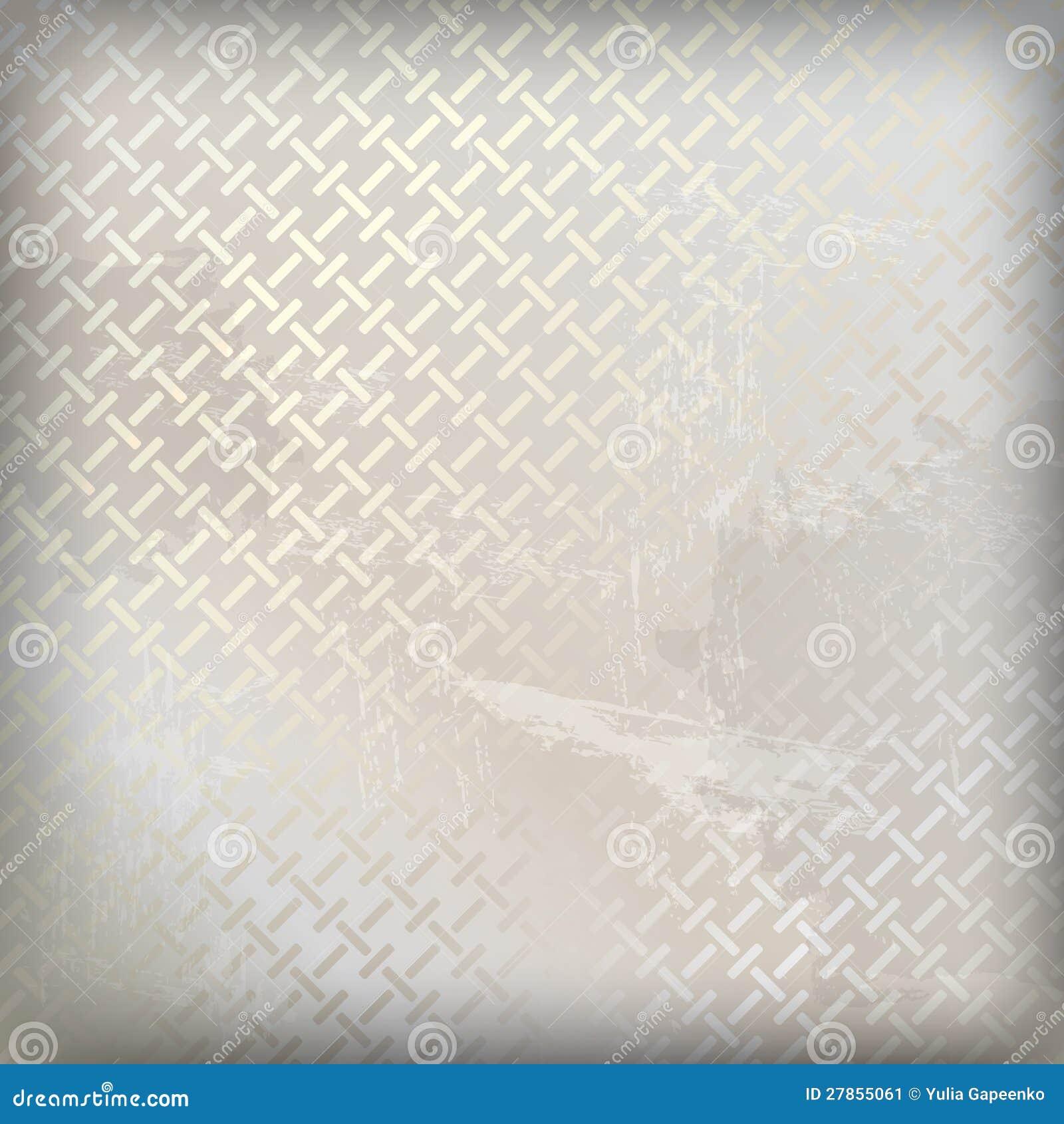 Abstrakcjonistyczna metalu tła Wektoru ilustracja