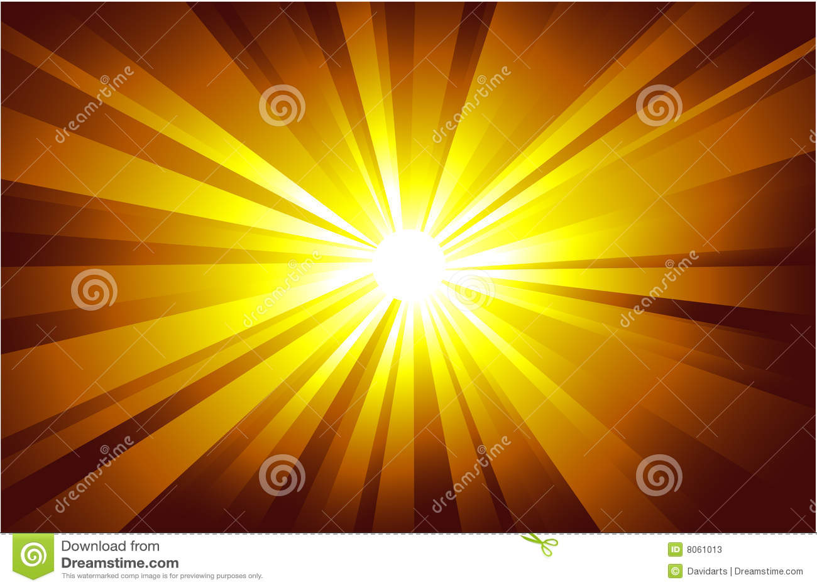 Abstrakcjonistyczna tła światła gwiazda