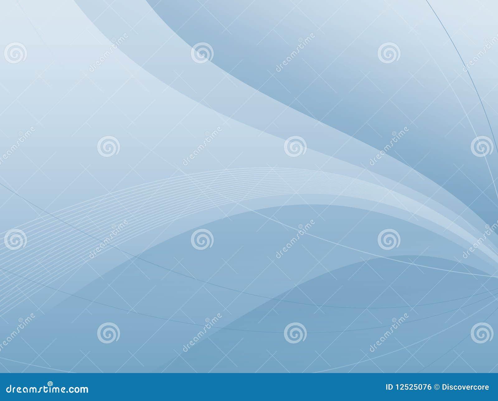Abstrakcjonistyczna tła błękit fala