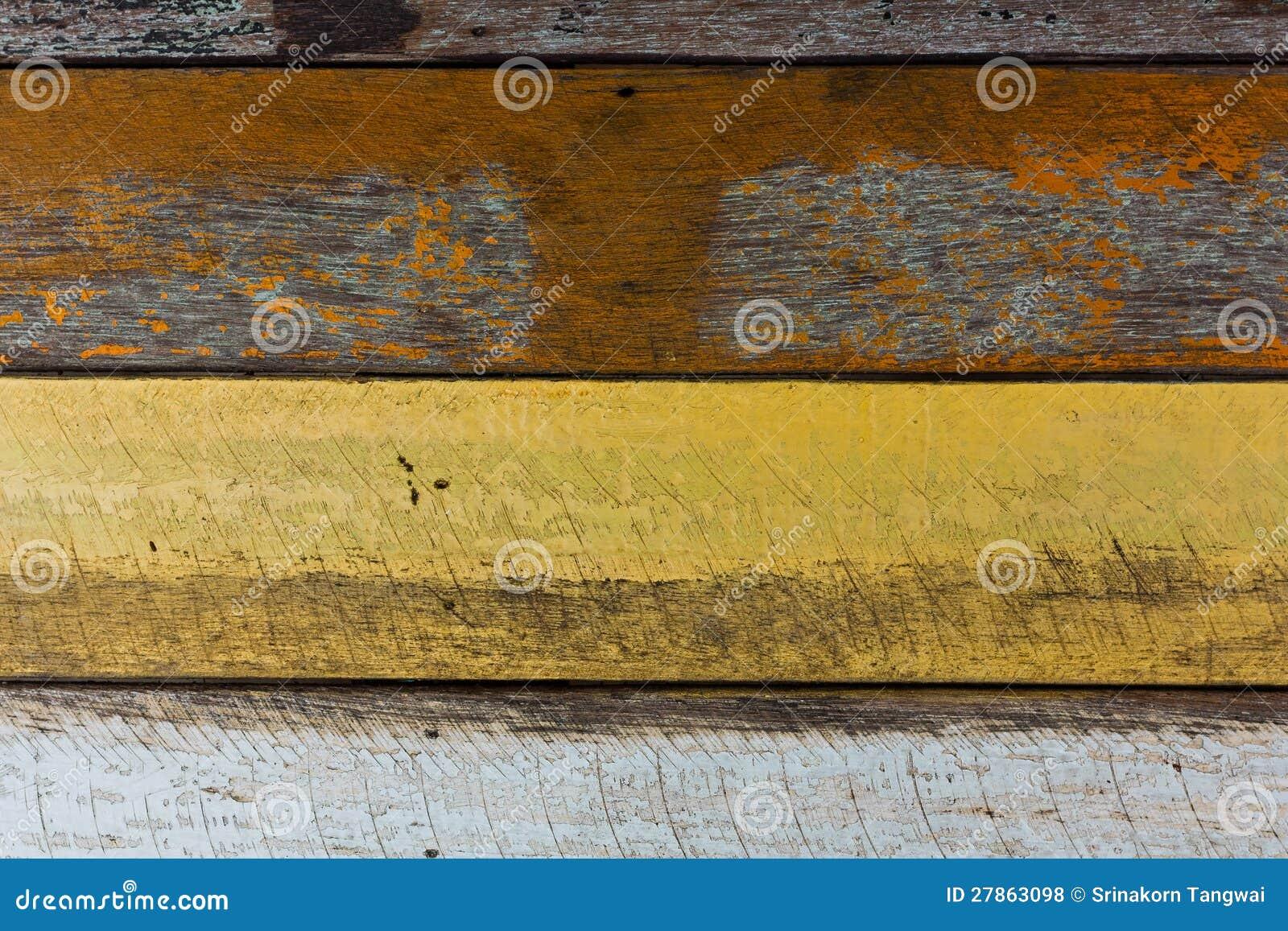 Abstrakcjonistycznego grunge drewniany tekstury tło