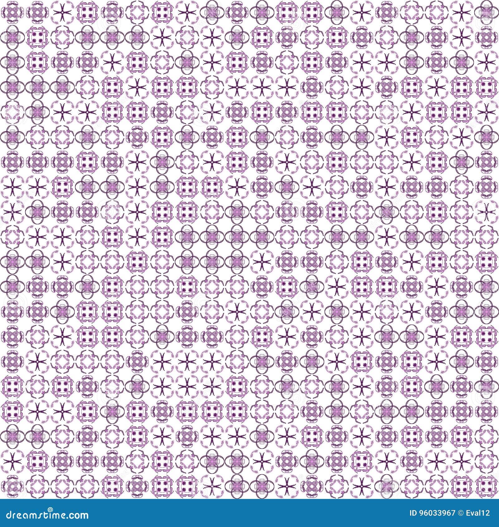 Abstrakcjonistycznego grunge tekstury fractal purpurowi wzory