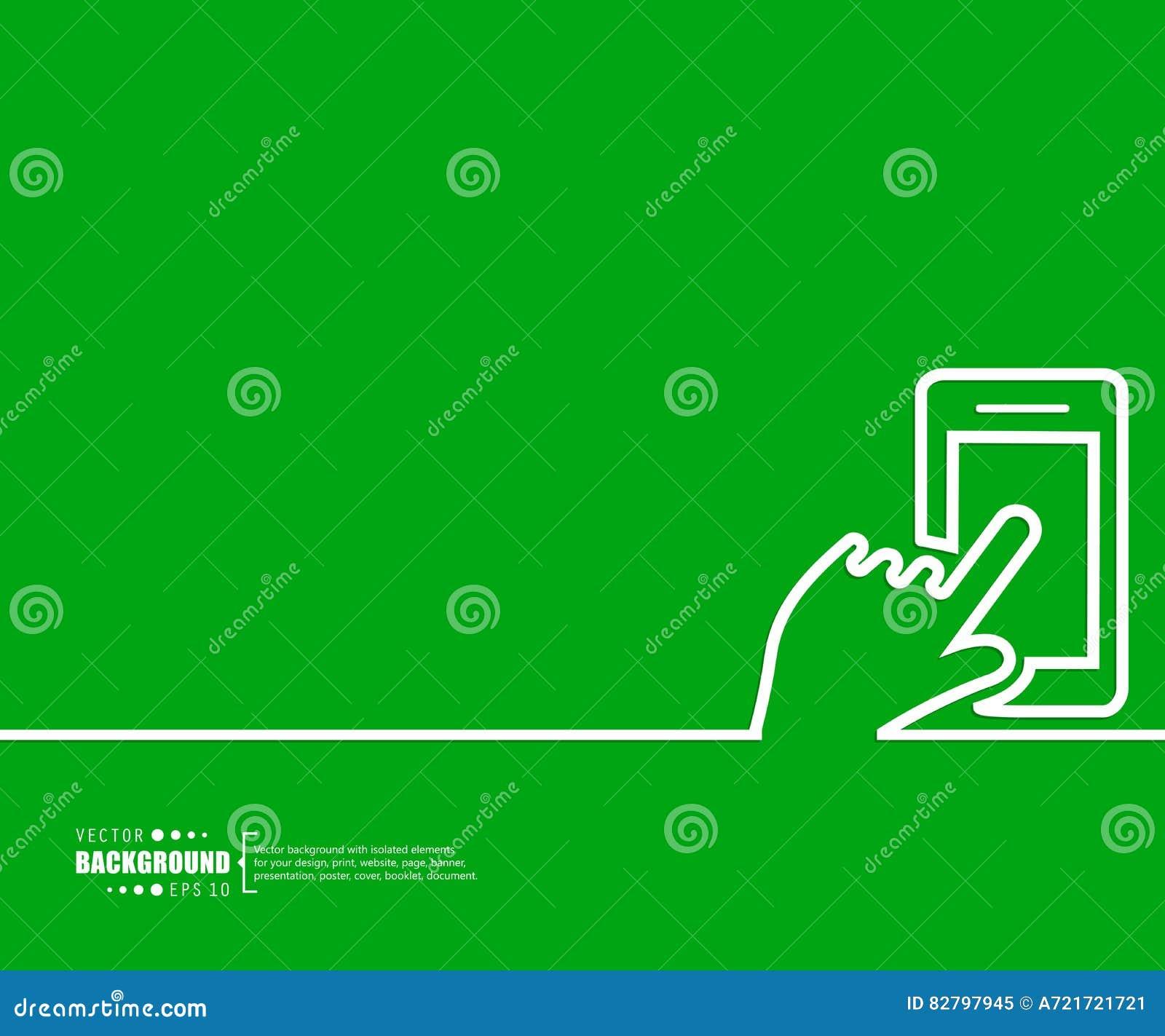 Abstrakcjonistycznego Kreatywnie pojęcia wektorowy tło dla sieci i wiszącej ozdoby zastosowań, Ilustracyjny szablonu projekt, biz