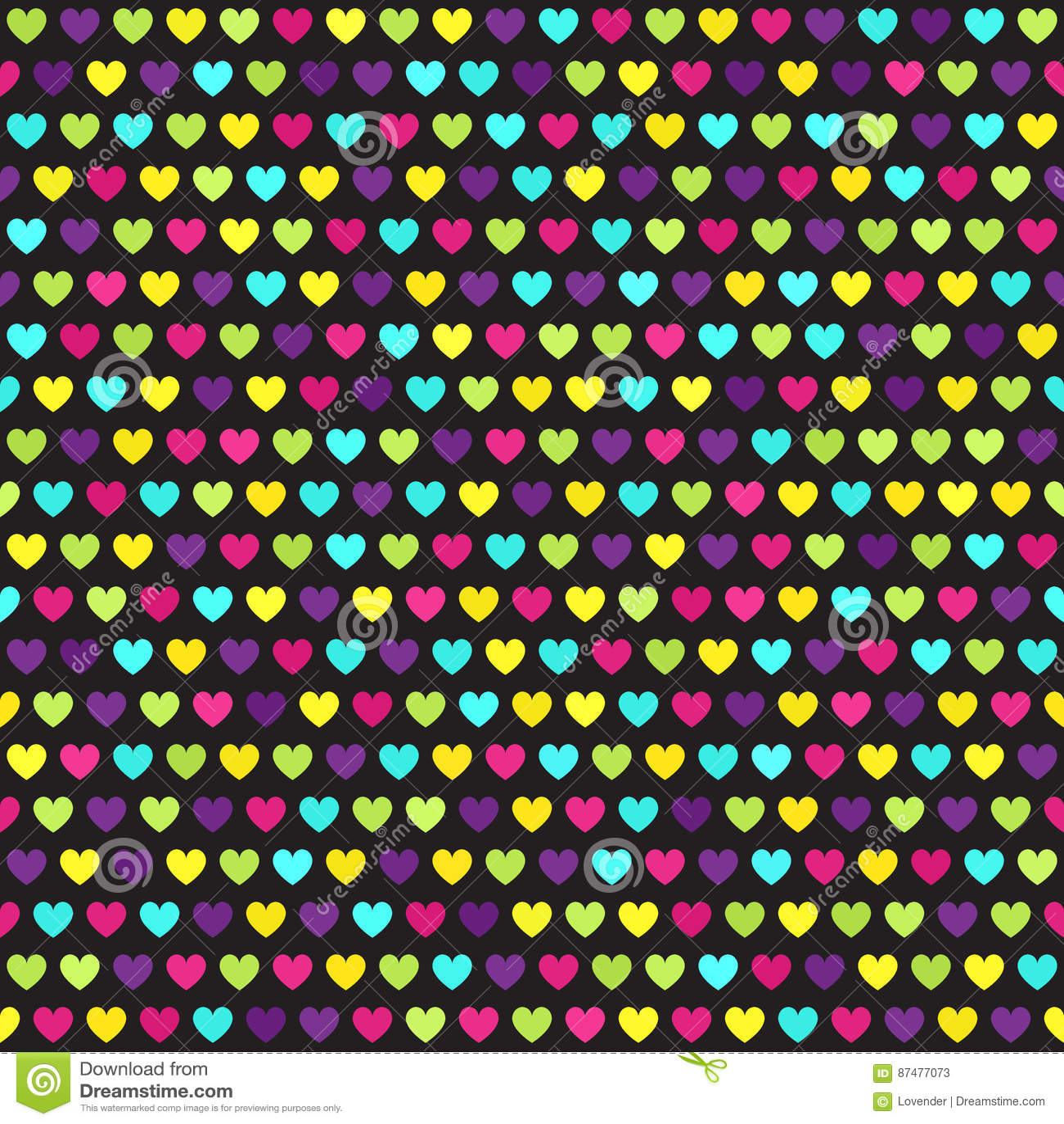 Abstrakcjonistycznego pojęcia kierowy ilustracyjny wizerunku miłości deseniowej przestrzeni tekst tło bezszwowy wektora