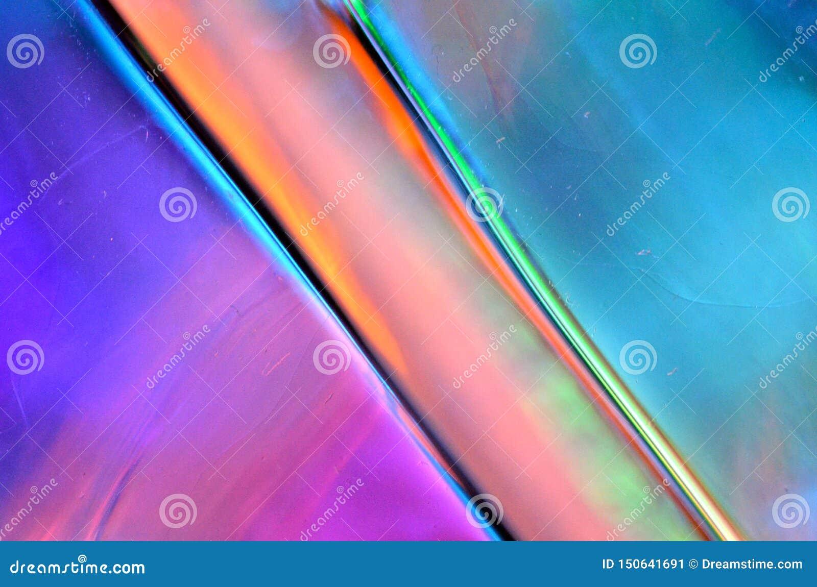 Abstrakcjonistycznego t?a kolorowy szklany wielki robi teksturze