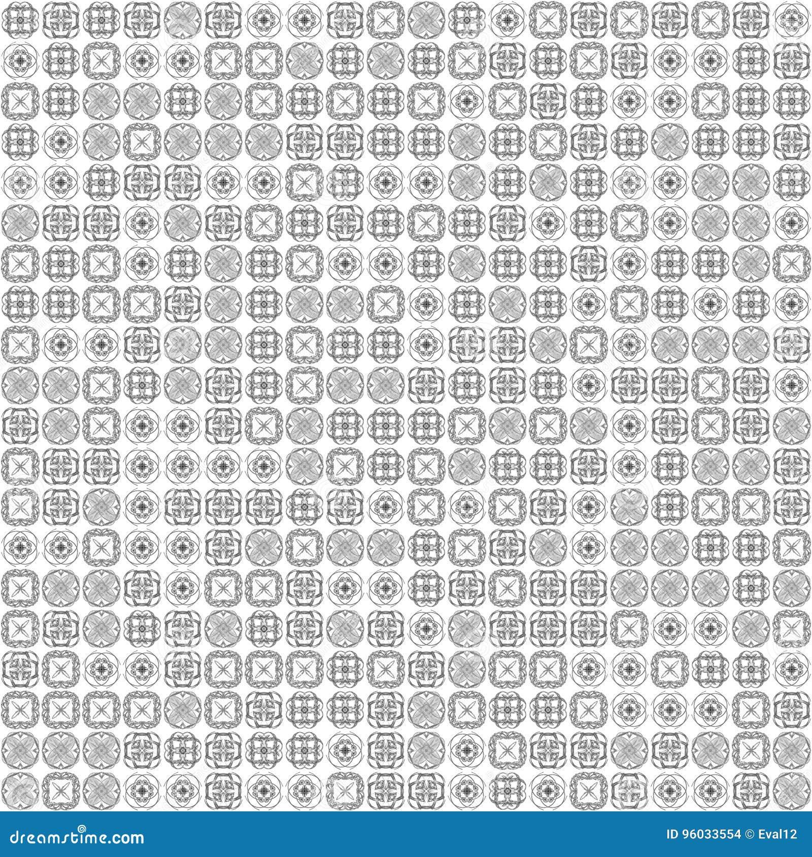 Abstrakcjonistyczni grunge czerni tekstury fractal wzory