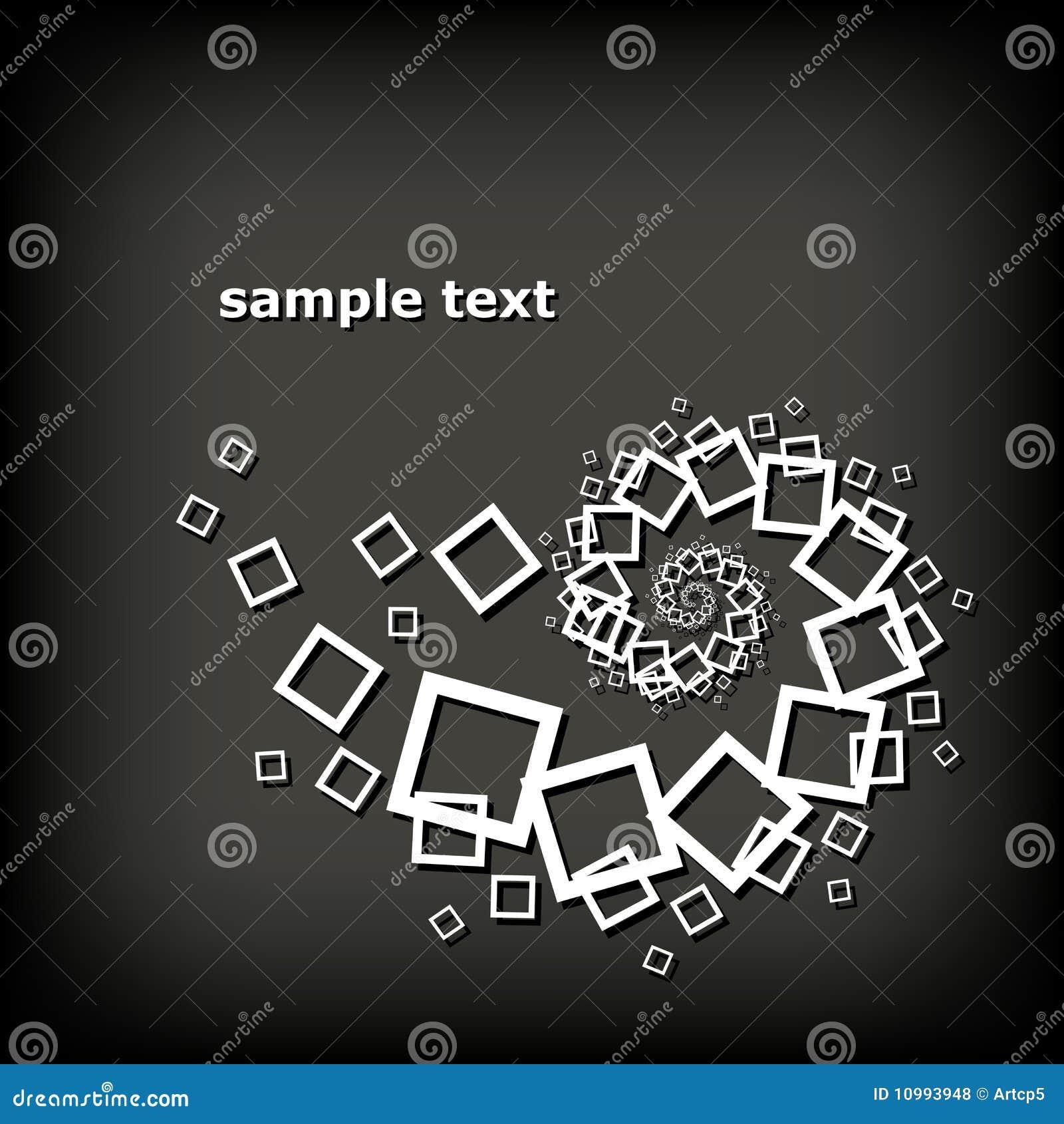 Abstrakcjonistyczni kształty