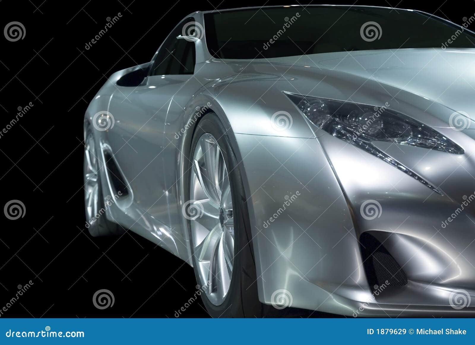 Abstrakcjonistyczni samochody sportowe