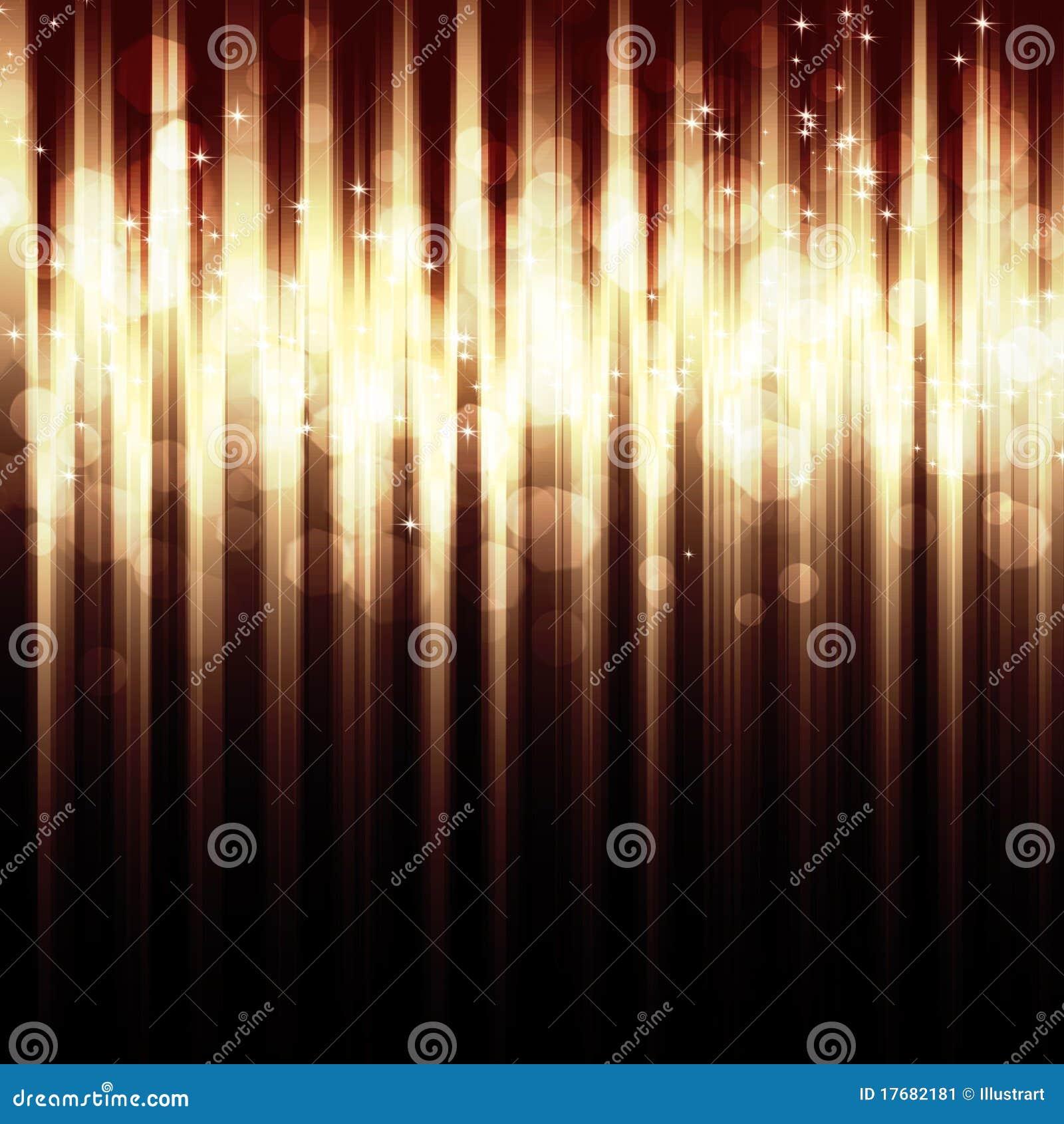 Abstrakcjonistyczni tła bokeh światła paskujący