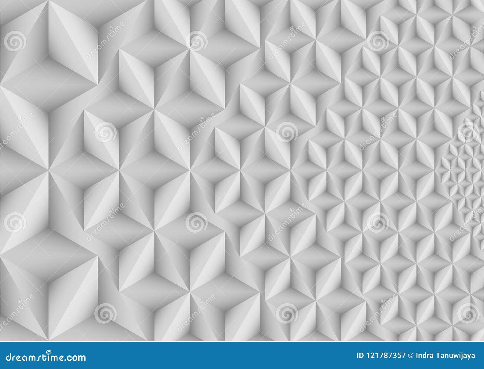 Abstrakcjonistyczni tło perspektywy kształty