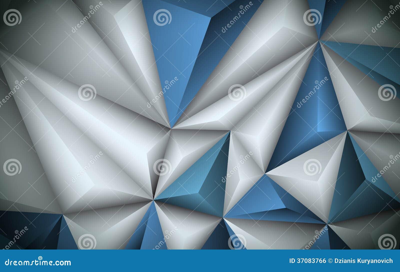 Download Abstrakcjonistyczny Błękitny Tło Ilustracja Wektor - Ilustracja złożonej z pokrywa, dzień: 37083766
