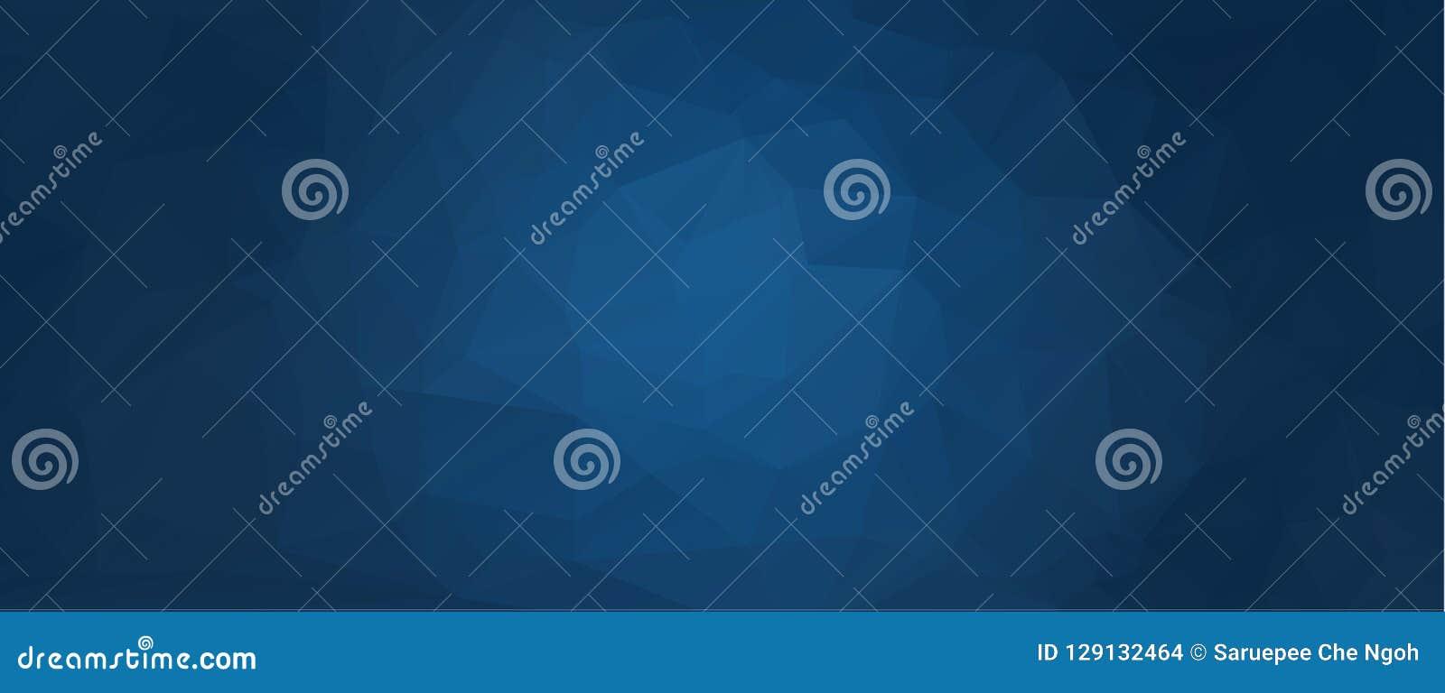 Abstrakcjonistyczny błękitny wieloboka wektoru tło abstrakcjonistycznego tła geometryczni kształty trójkąt światła tło Kolorowy m
