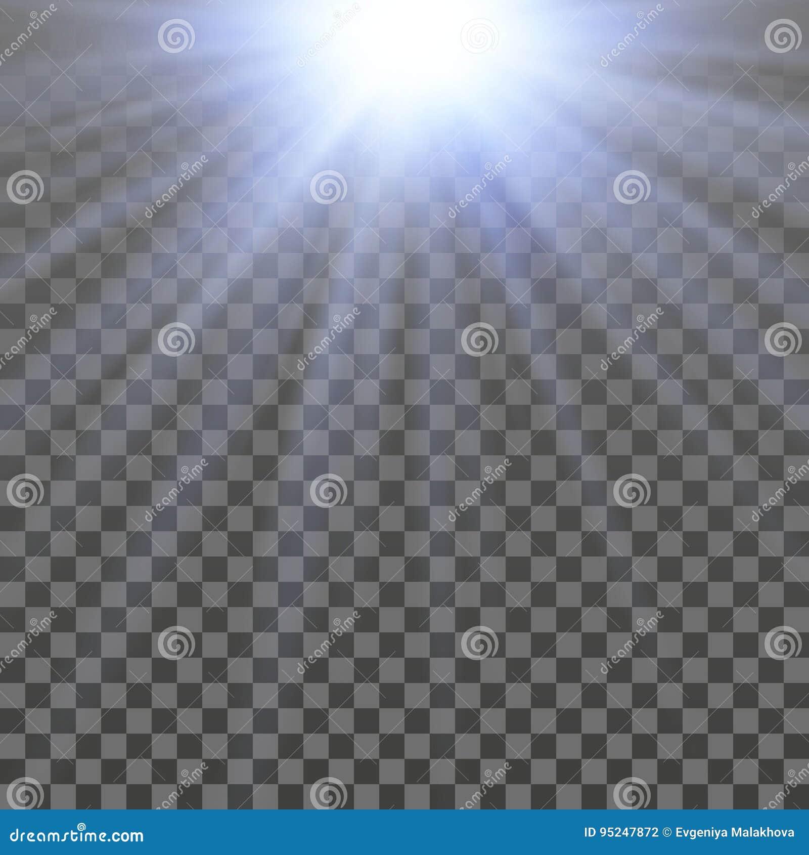 Abstrakcjonistyczny błyszczący światło
