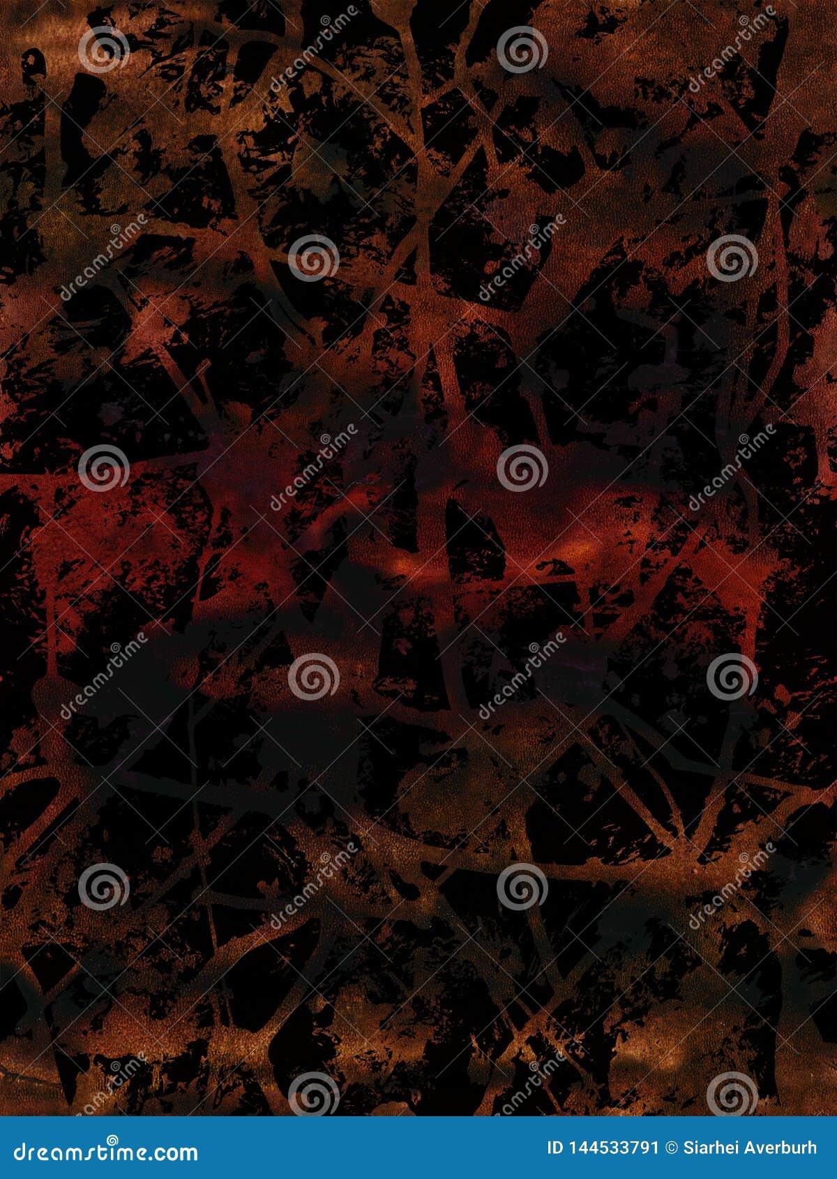 Abstrakcjonistyczny bezszwowy akwareli tło