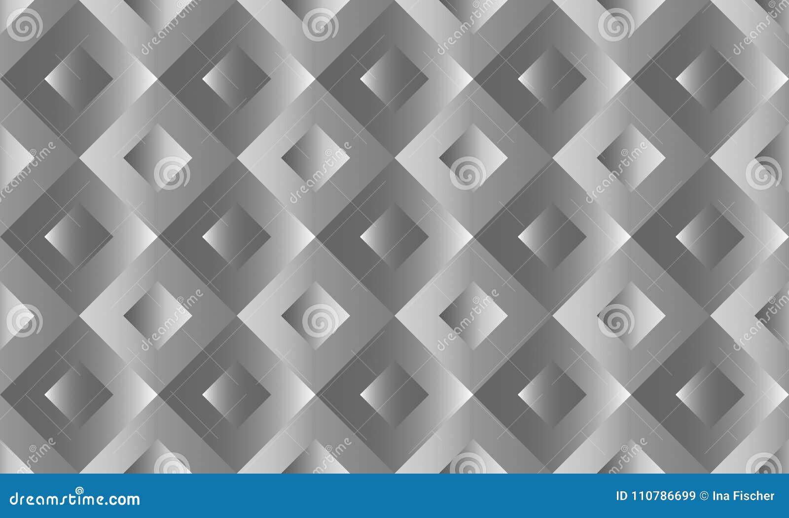 Abstrakcjonistyczny bezszwowy 3D tło kolorowych deseniowych planowanymi różnych możliwych wektora