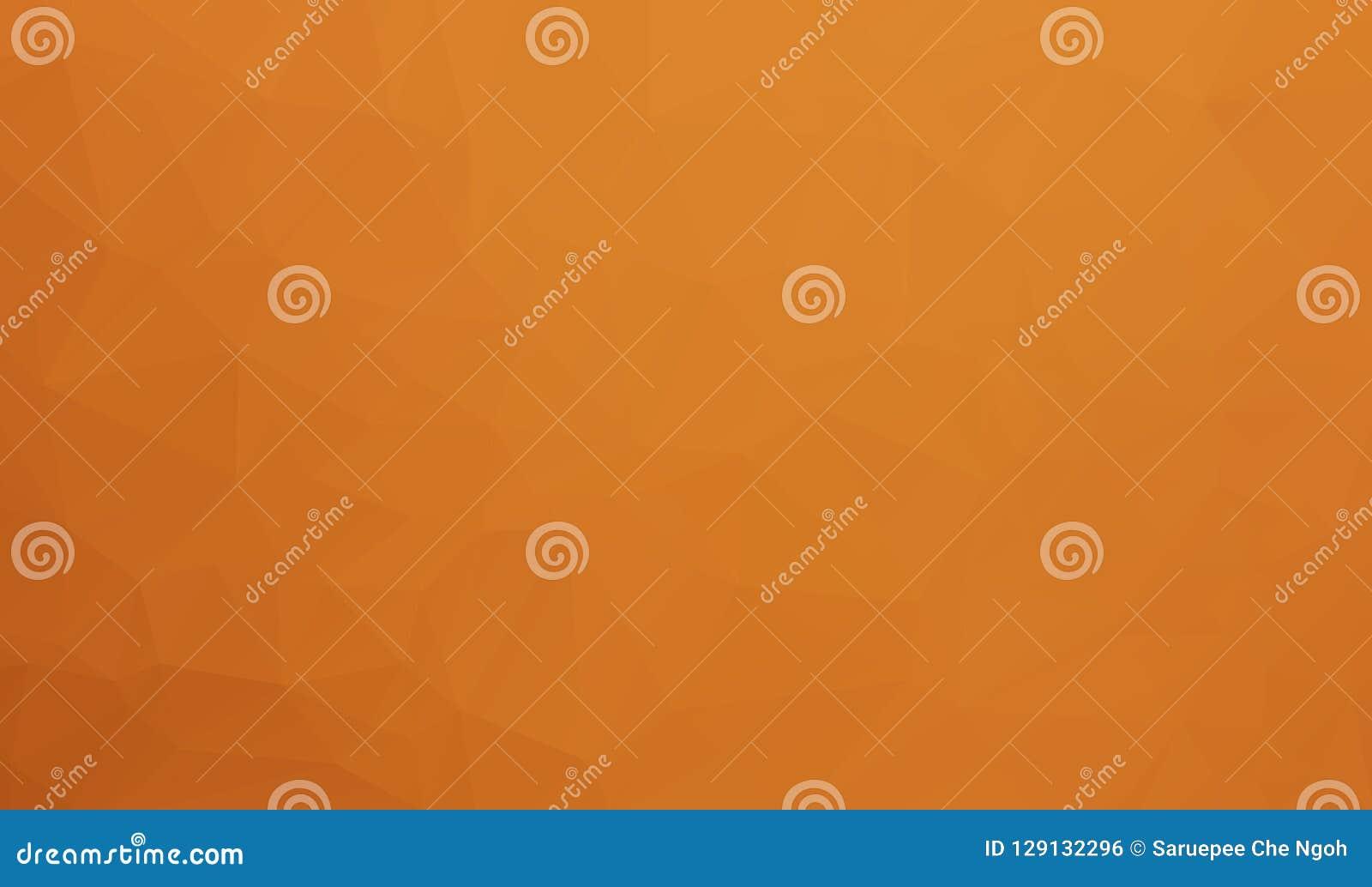 Abstrakcjonistyczny Brown tło geometryczni kształty Poligonalny mozaiki tło, Niski Poli- styl, Retro trójboka tło Kolorowy mo