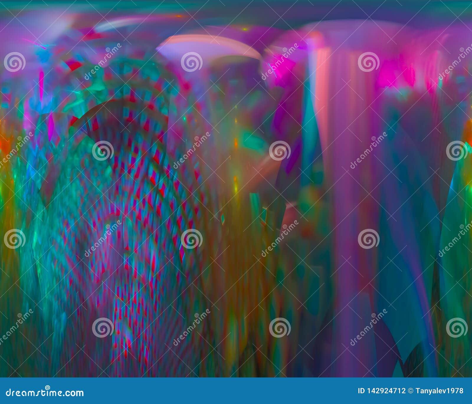 Abstrakcjonistyczny dekoracji tła nauki płomienia kędzior kreatywnie, szablon artystyczny, elegancja, dynamiczna