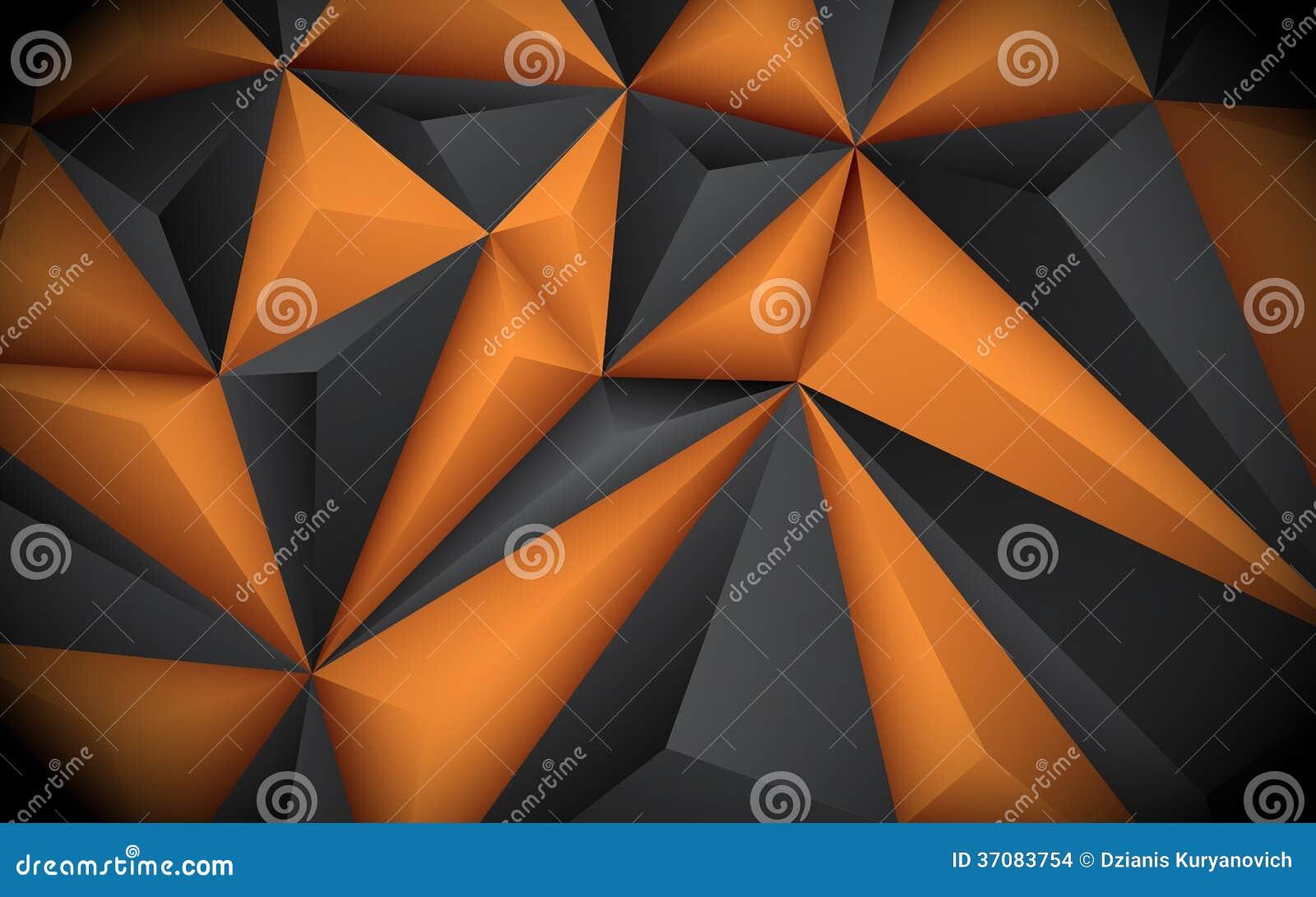 Download Abstrakcjonistyczny Geometrical Tło. Wektor Ilustracja Wektor - Ilustracja złożonej z tło, odosobniony: 37083754