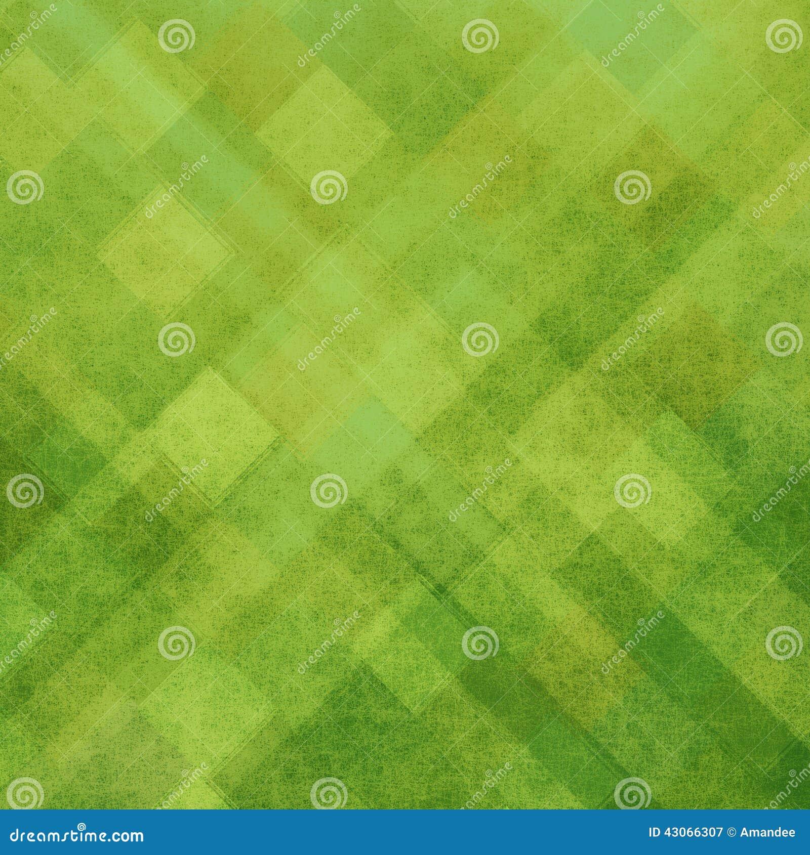 Abstrakcjonistyczny jaskrawy - zielony tło projekt, tekstura i
