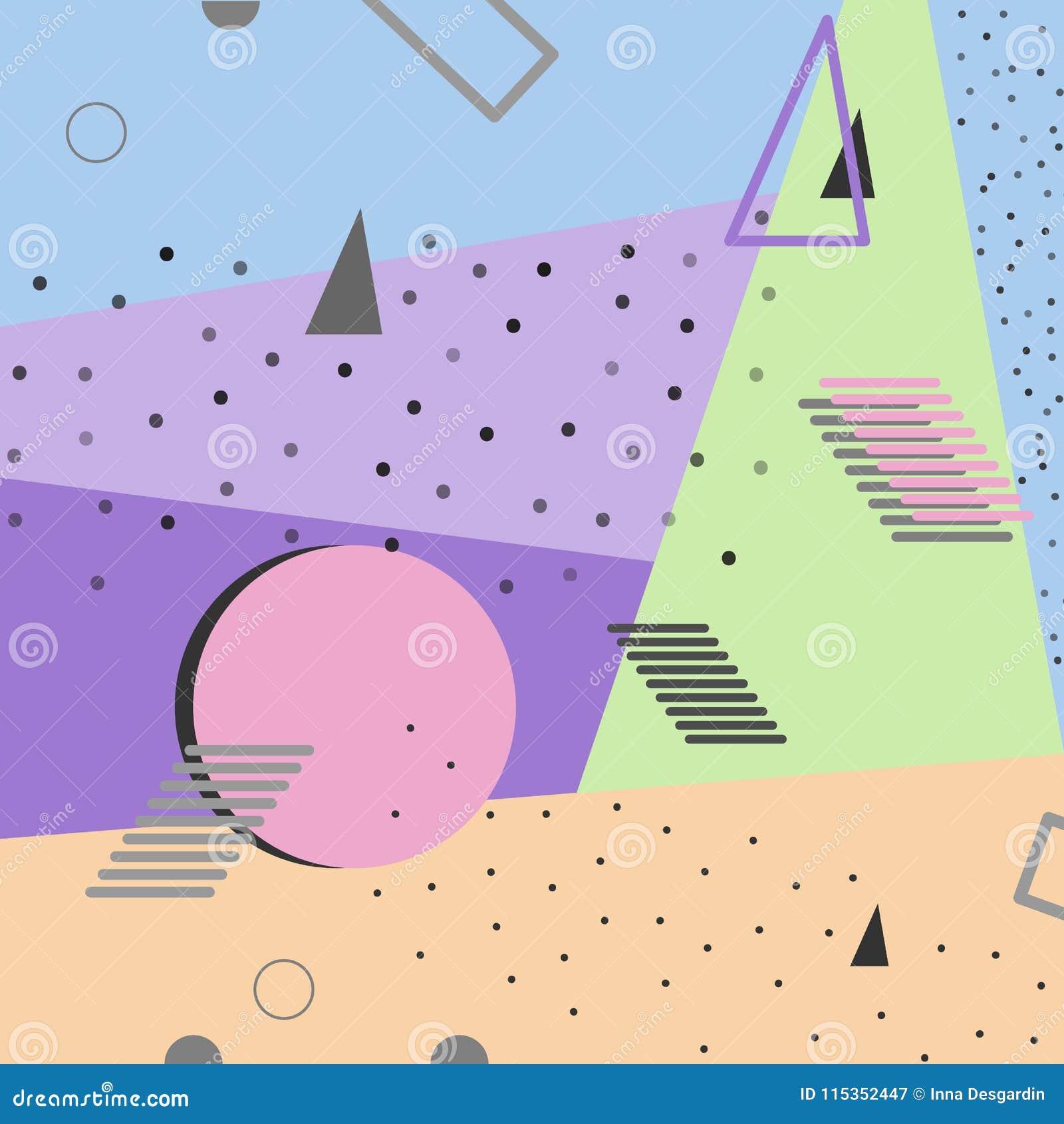 Abstrakcjonistyczny kolorowy tło projekt dla kart, broszurki, sztandar