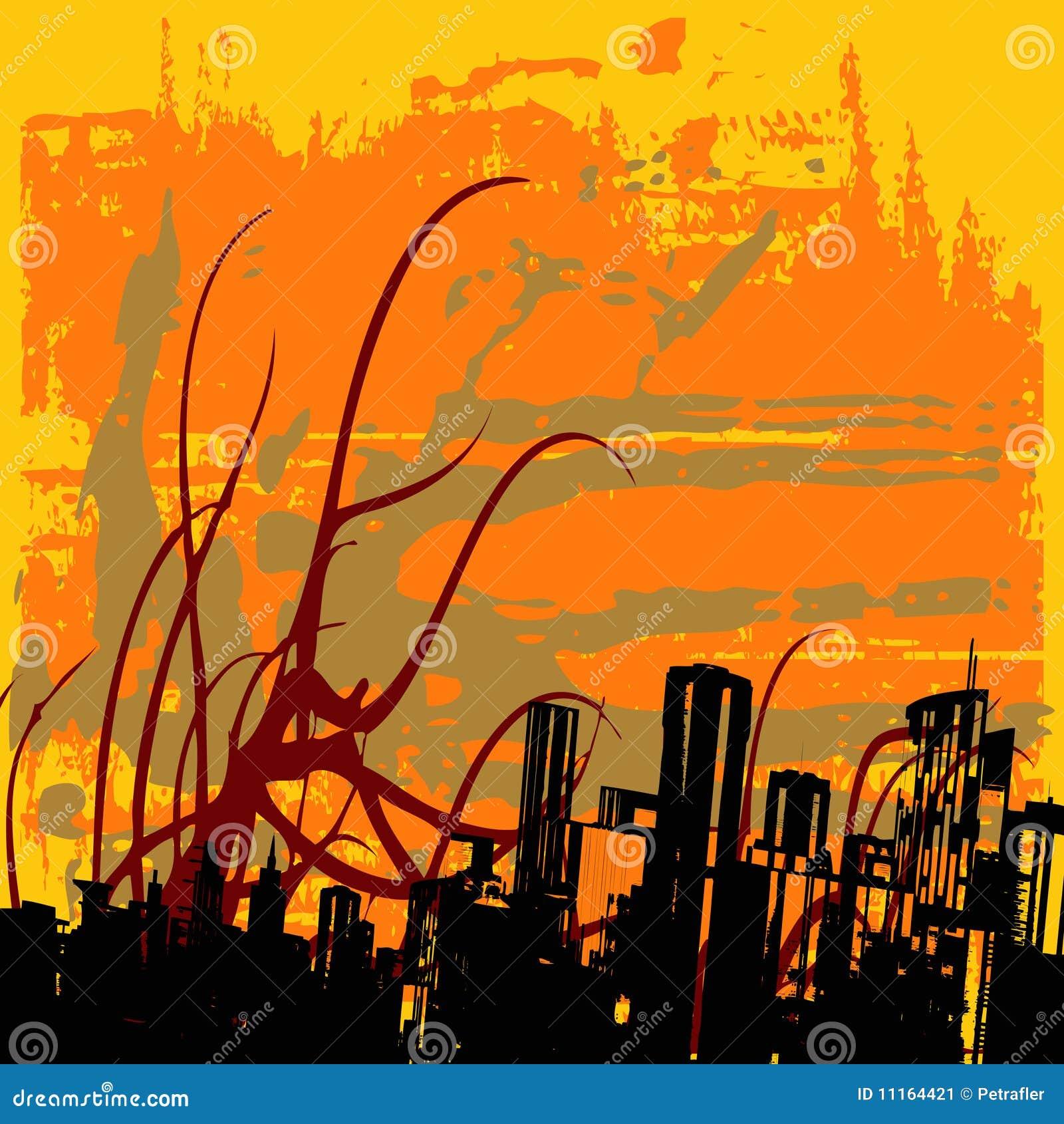 Abstrakcjonistyczny miastowy